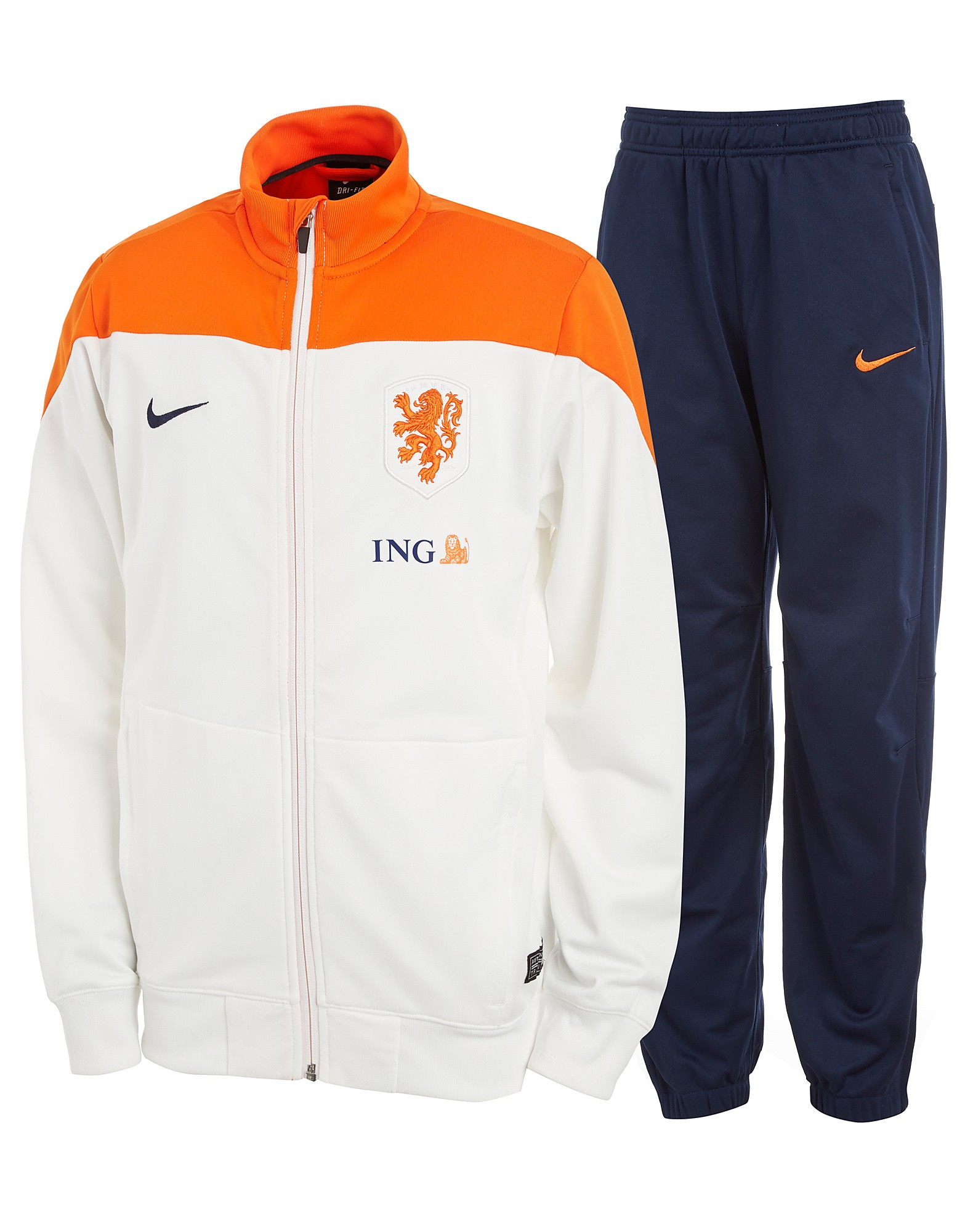 Nike Holland Woven Warm Up Tracksuit Junior