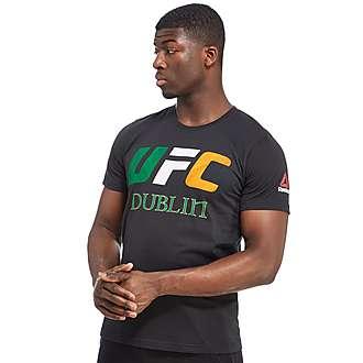 Reebok UFC Dublin T-Shirt