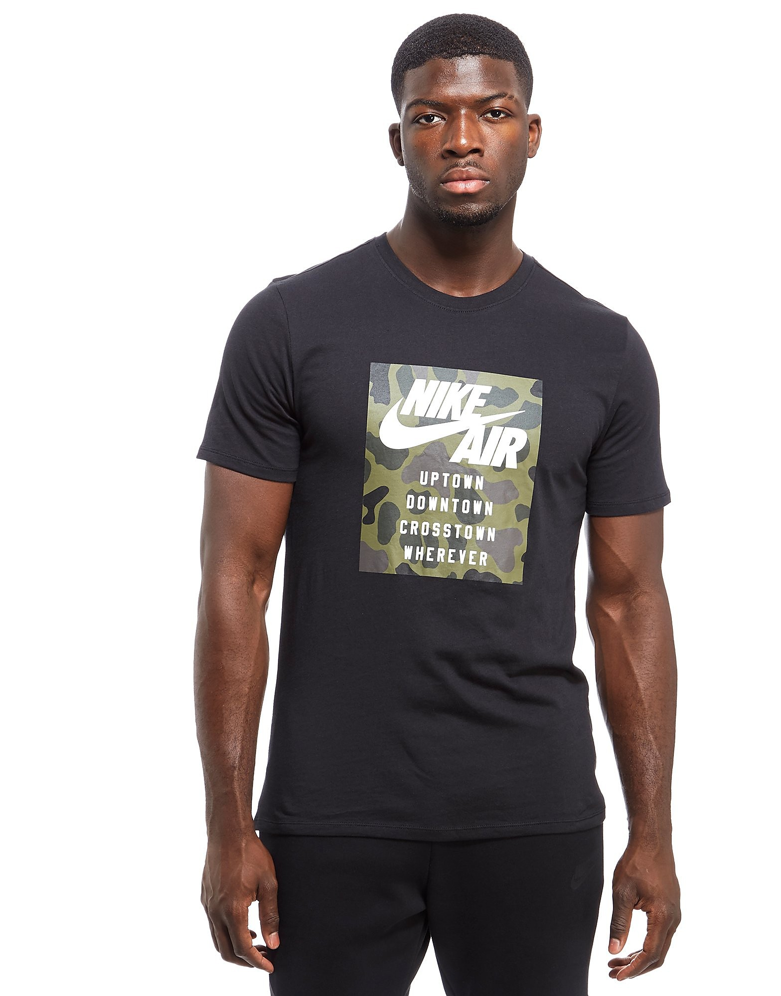 Nike Air Camo Infill T-Shirt
