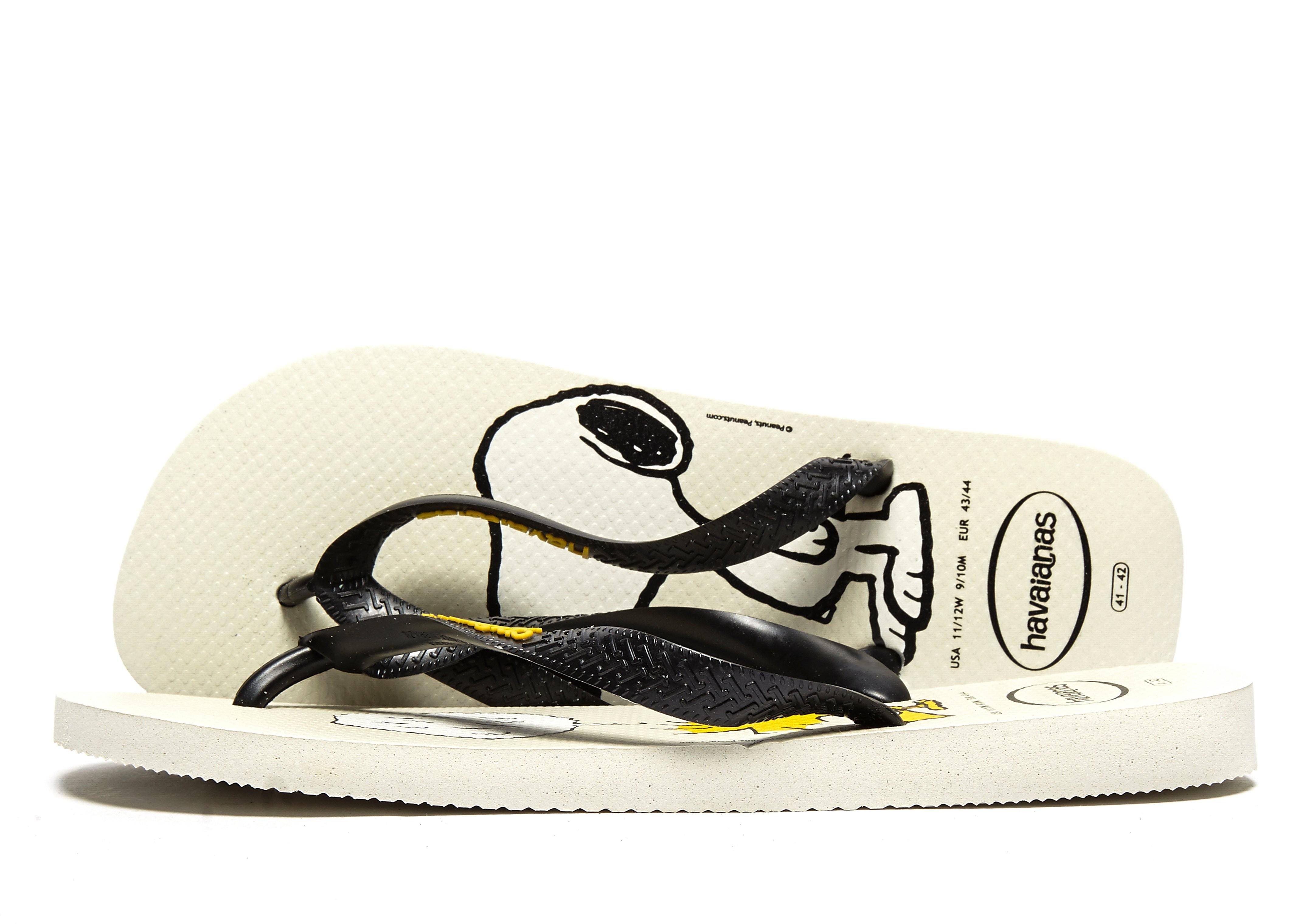 Havaianas Snoppy Flip Flops