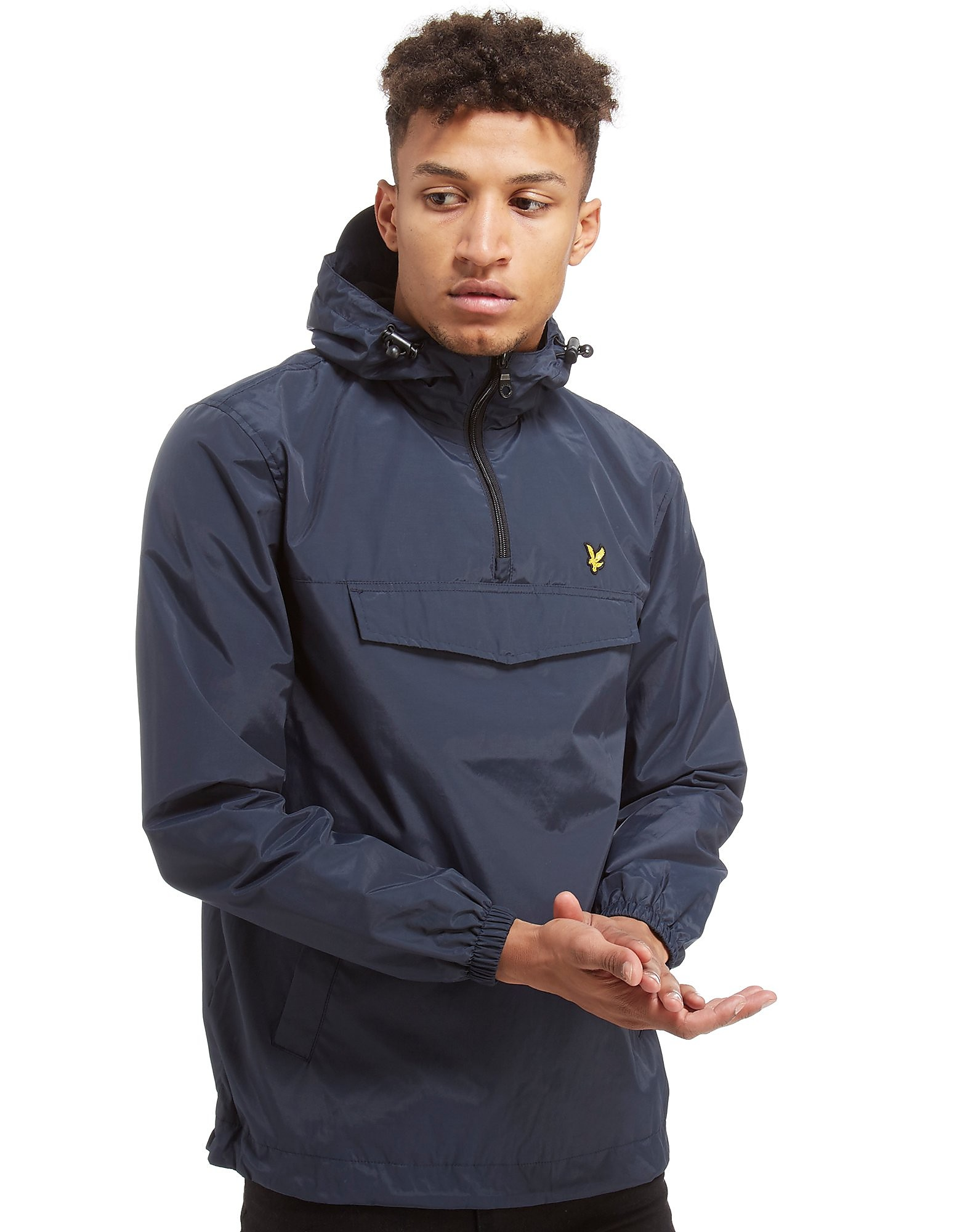 Lyle & Scott Overhead Hooded Jacket