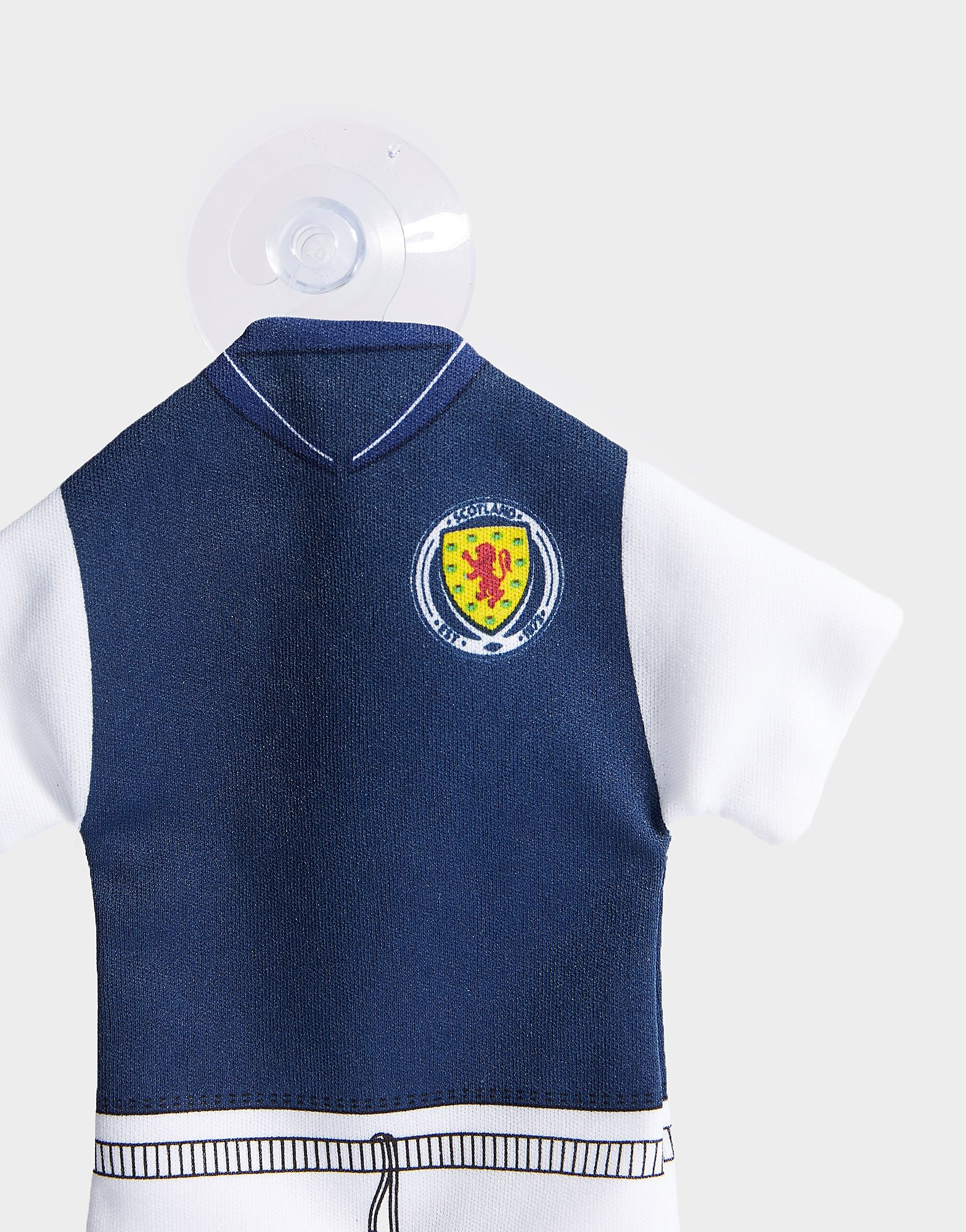 Official Team Scotland FA Home Kit Car Hanger