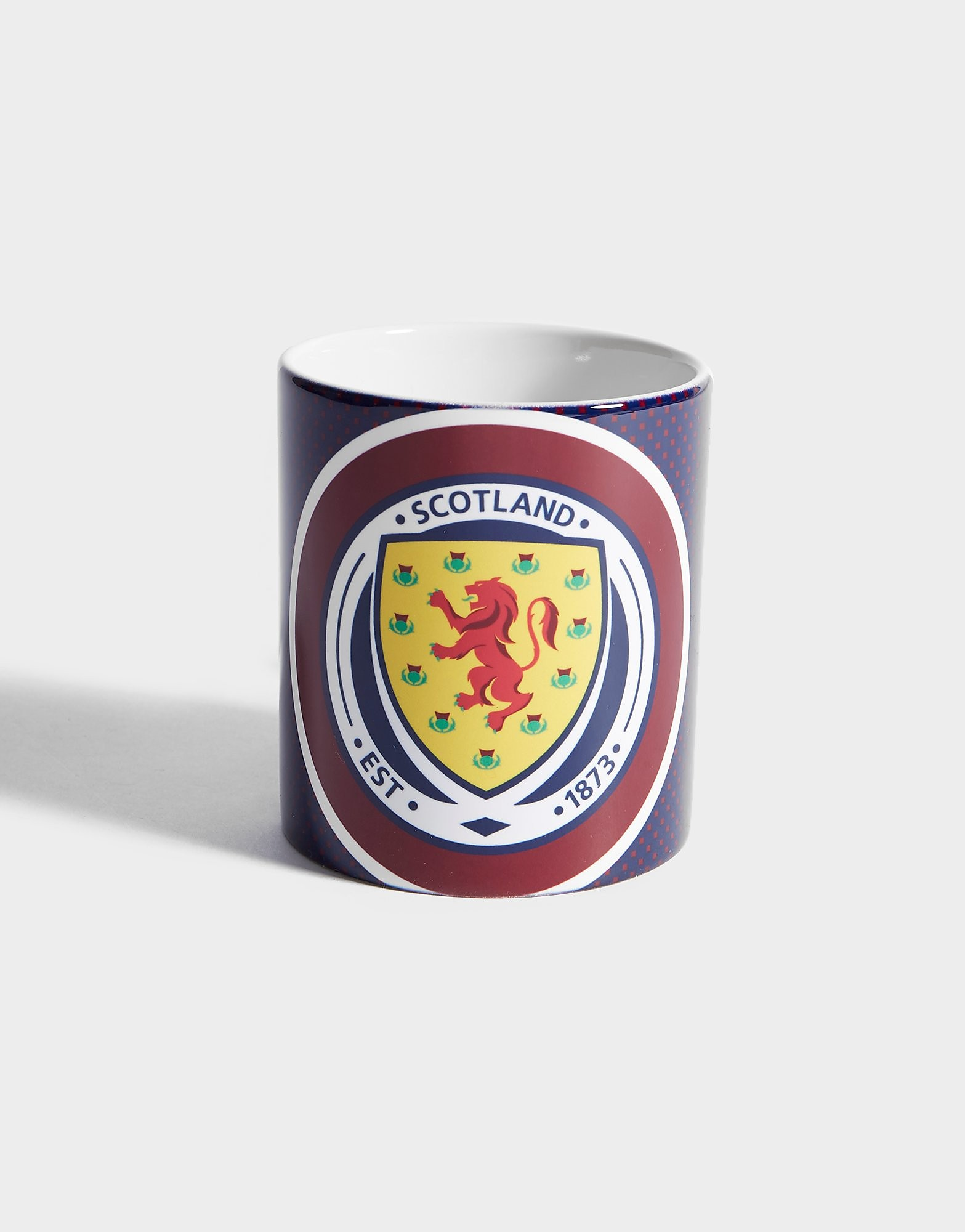 Official Team Scotland FA Bullseye Mug