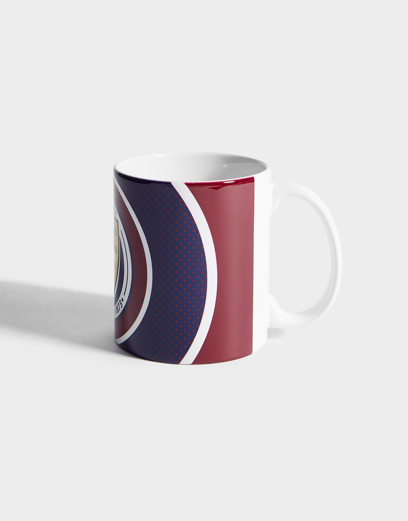 Official Team Taza del Scotland FA en forma de diana