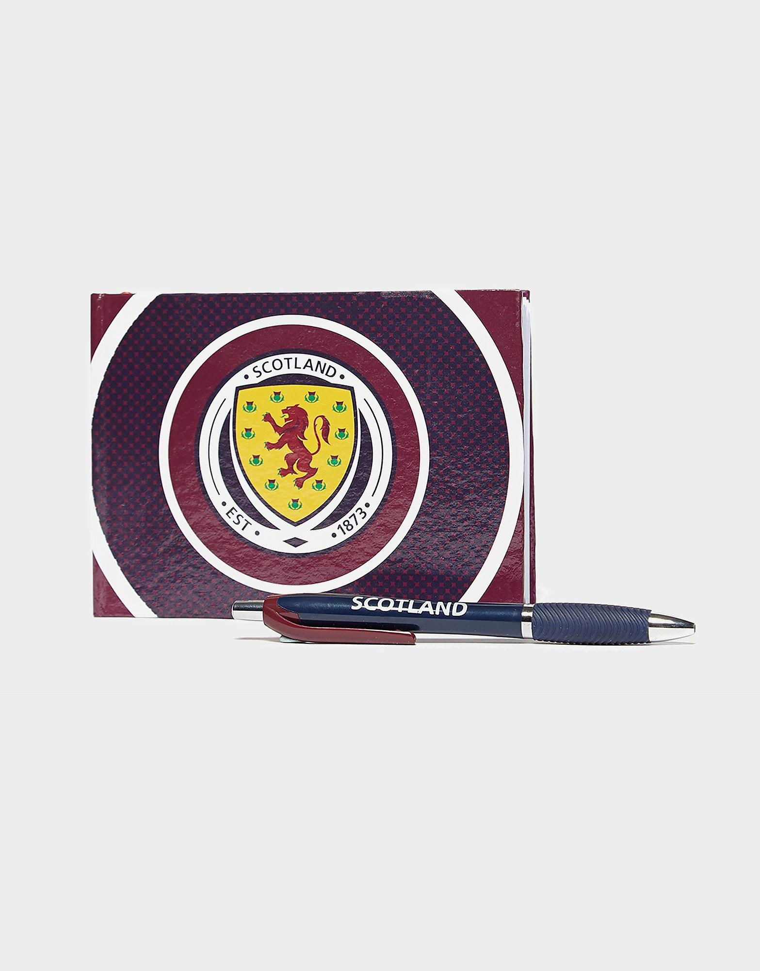 Official Team Scotland FA Autografbog