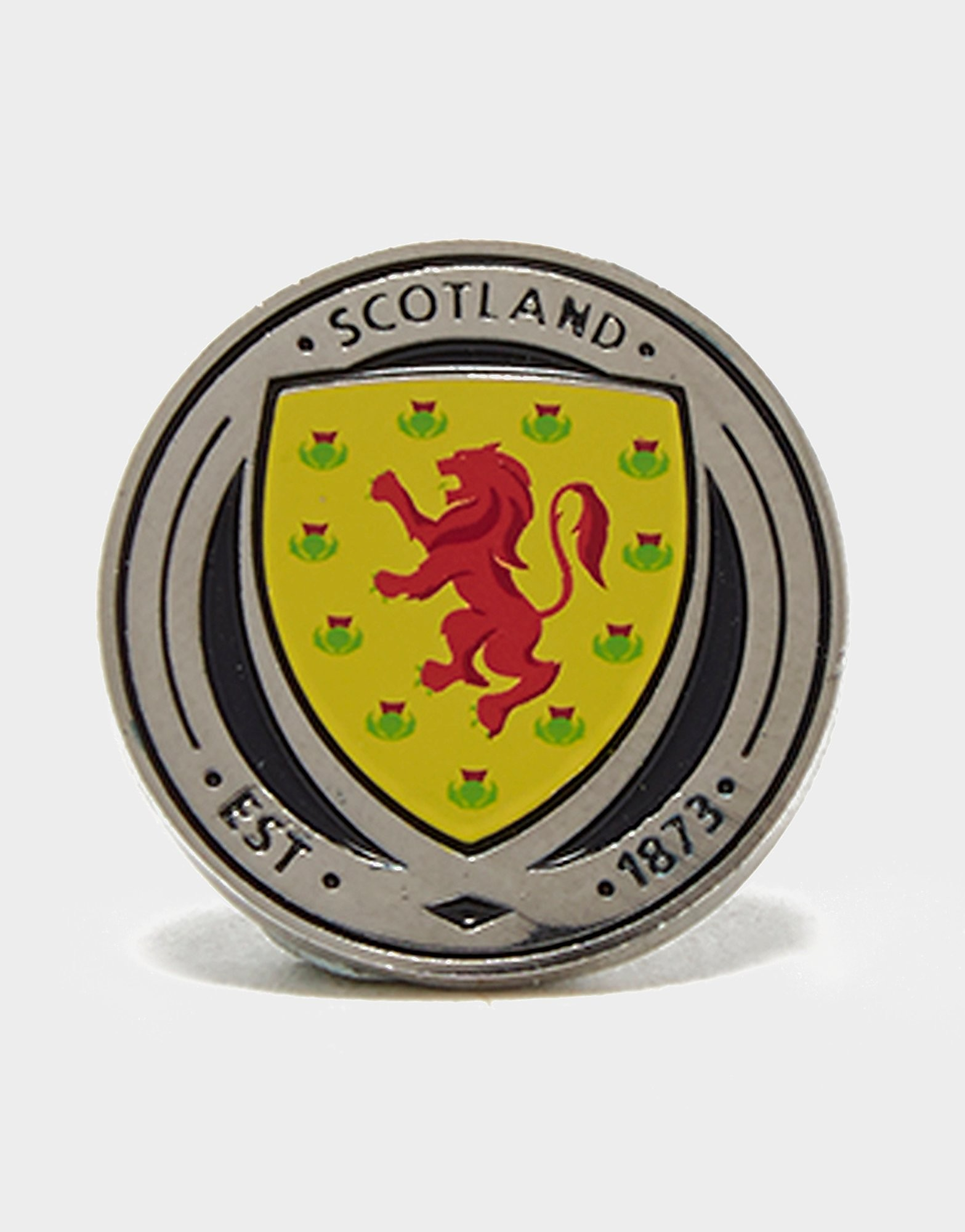 Official Team Badge met embleem van Scotland FA