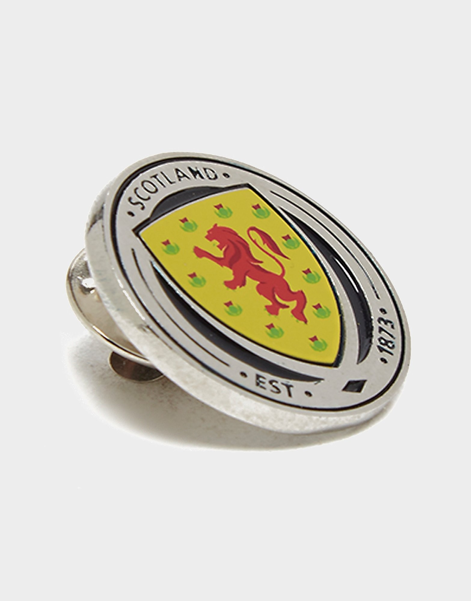Official Team Pin con el escudo del Scotland FA