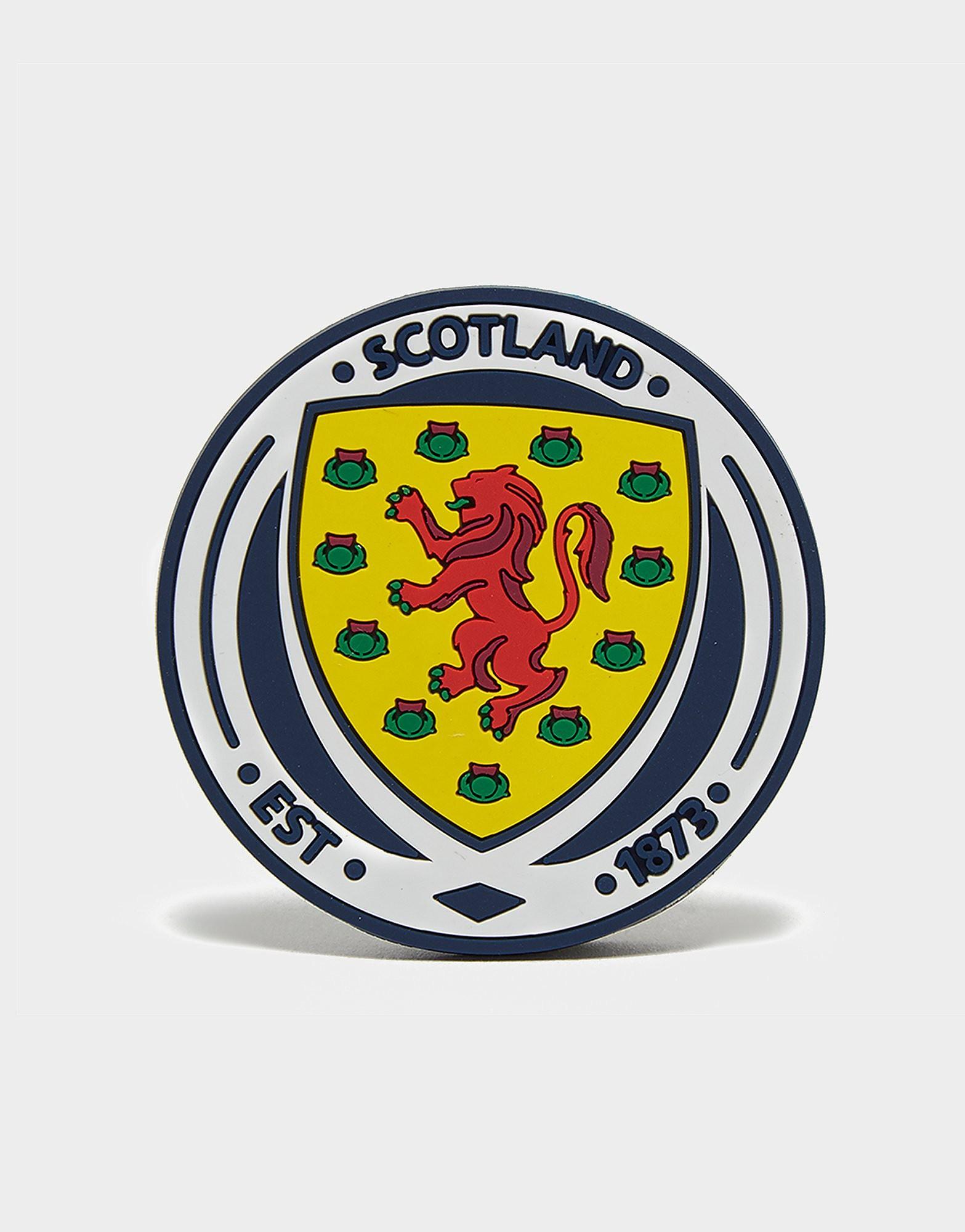 Official Team Magneetembleem FA Scotland - Blauw - Heren