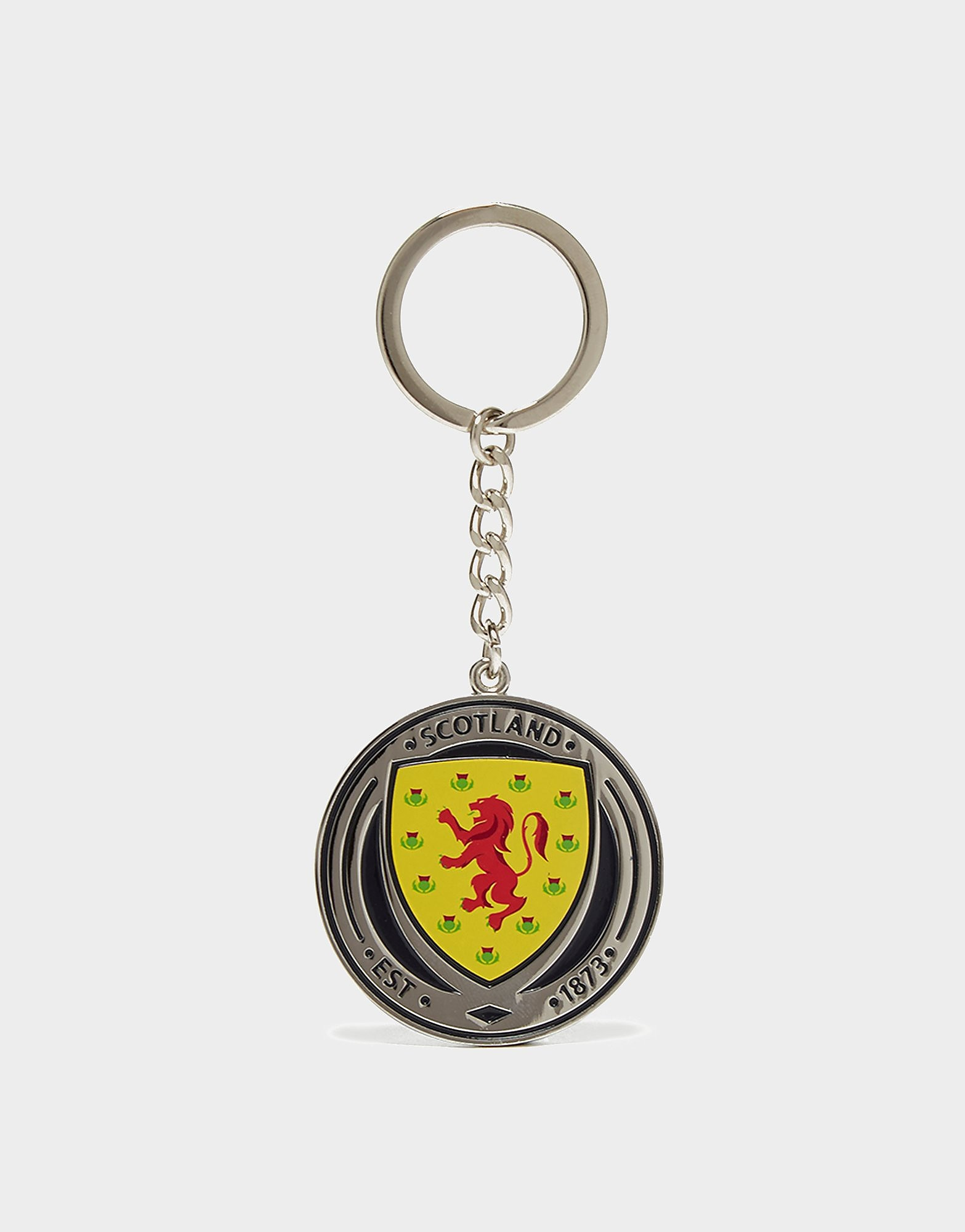 Official Team Scotland Crest Keyring