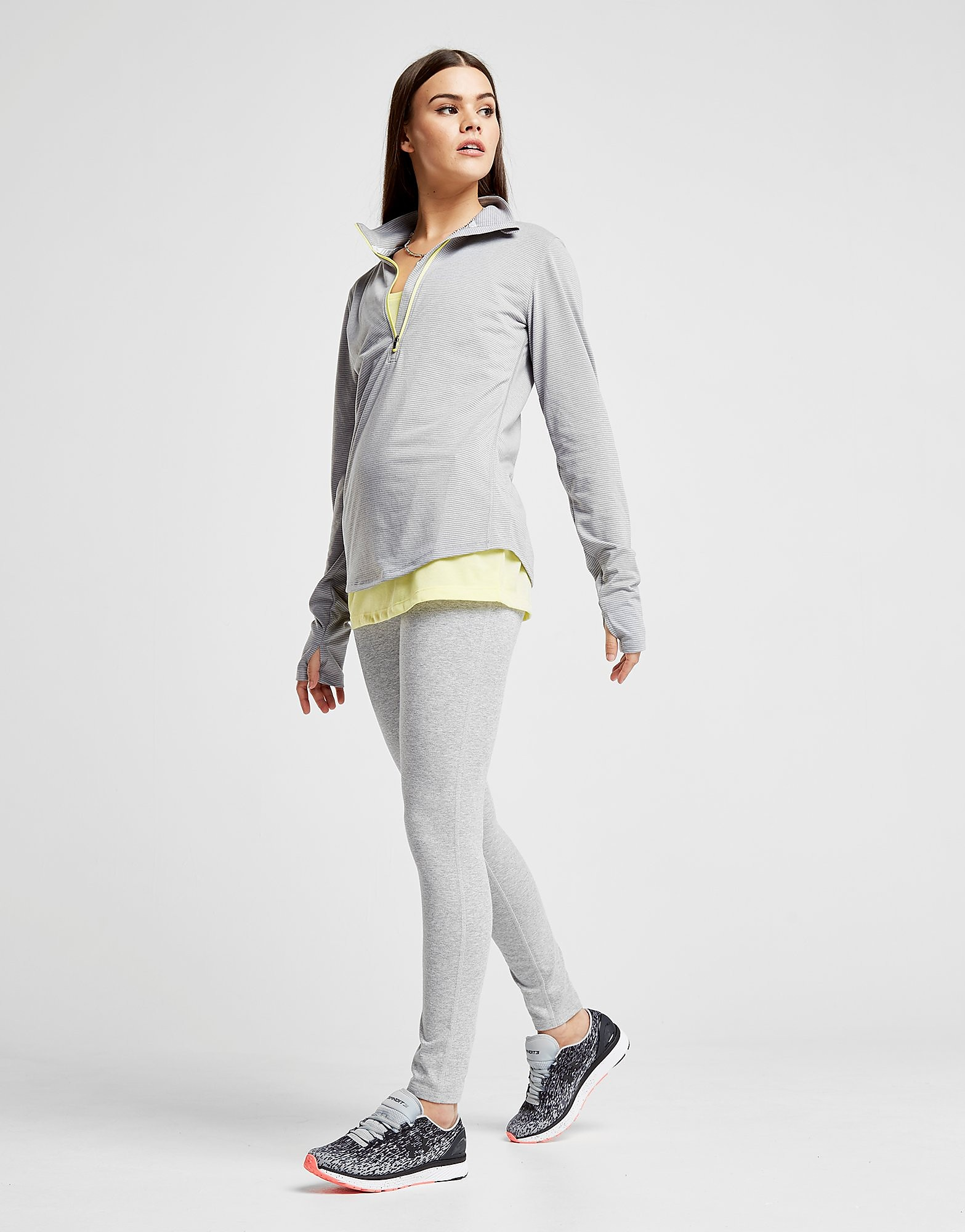 Under Armour Haut Threadborne Striker Femme