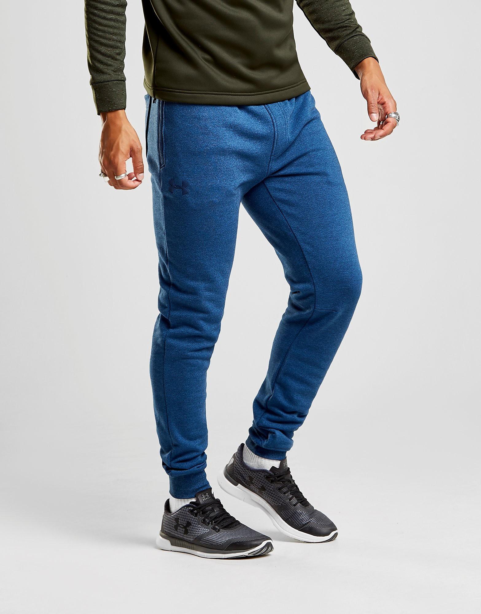 416911f3bb52e UNDER ARMOUR Sportunterteile - Under Armour Threadborne Fleece Pants - Blau  - Mens, Blau