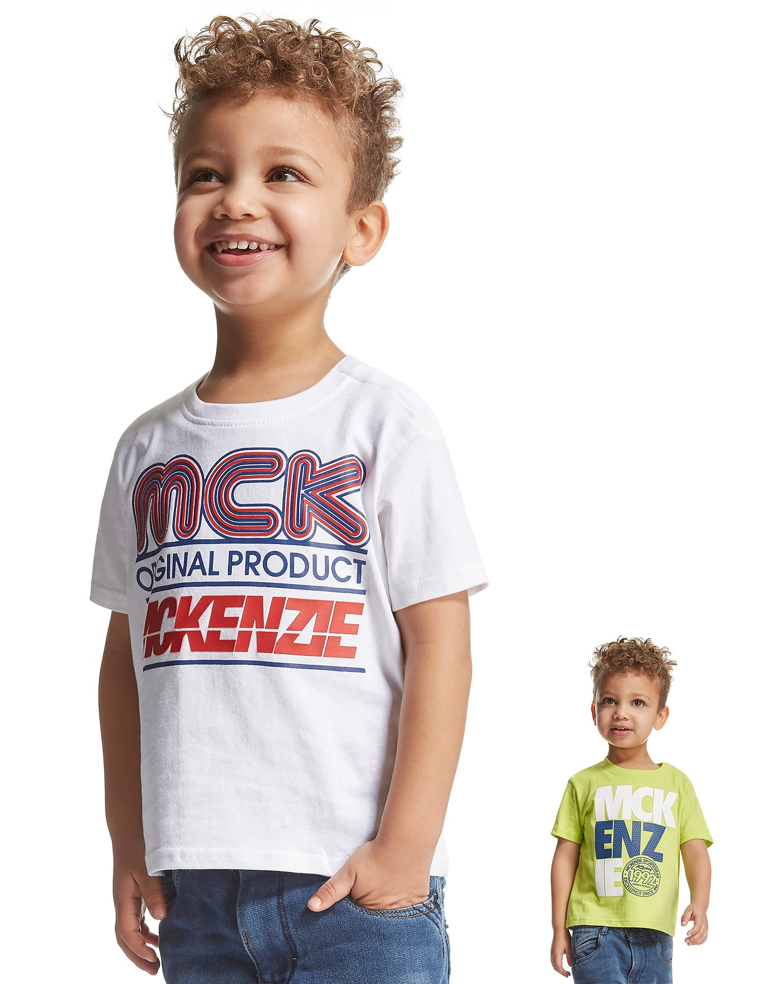 McKenzie Globe 2 Pack T-Shirt Infant