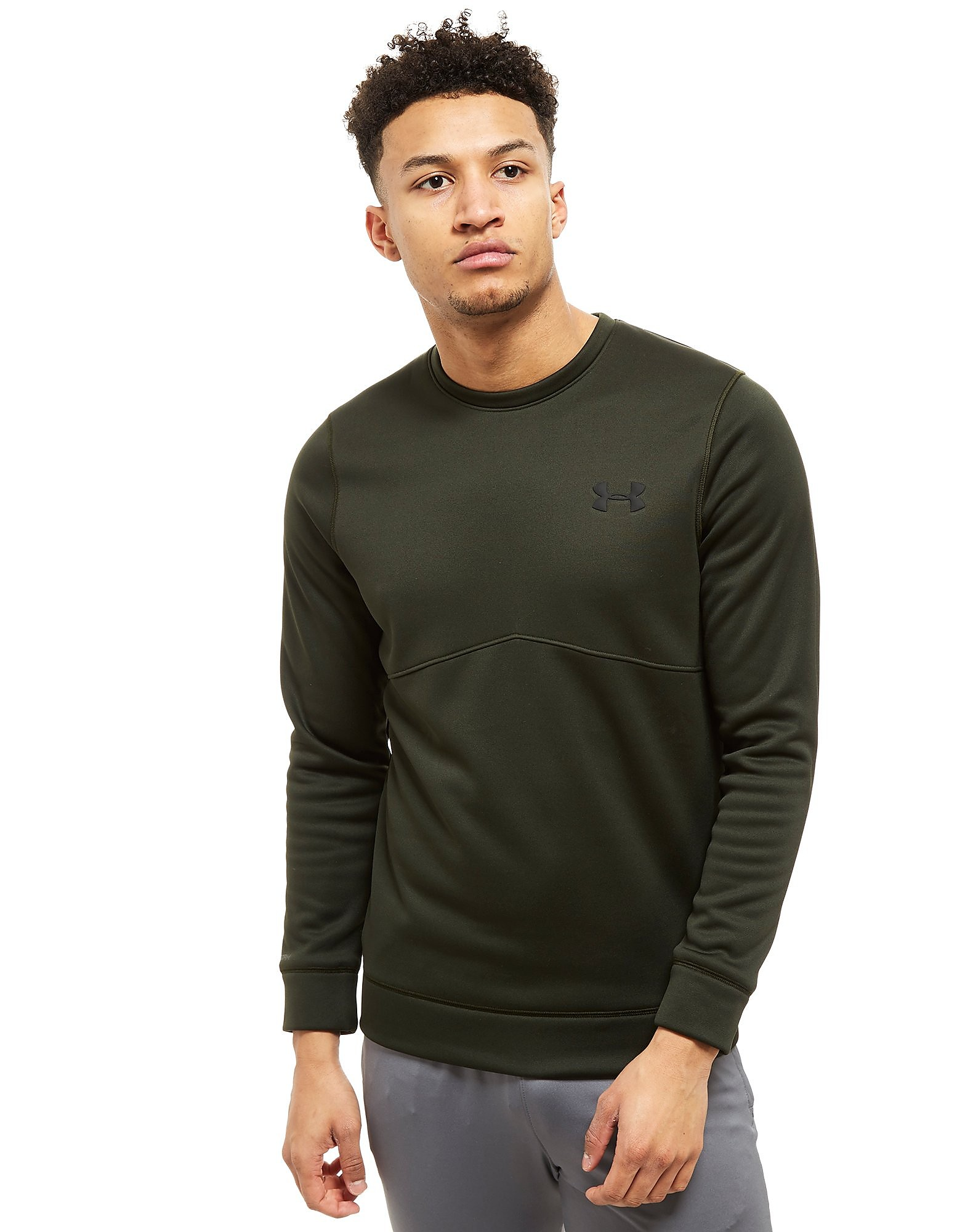 Under Armour Arctic Fleece Poly Crew Sweatshirt