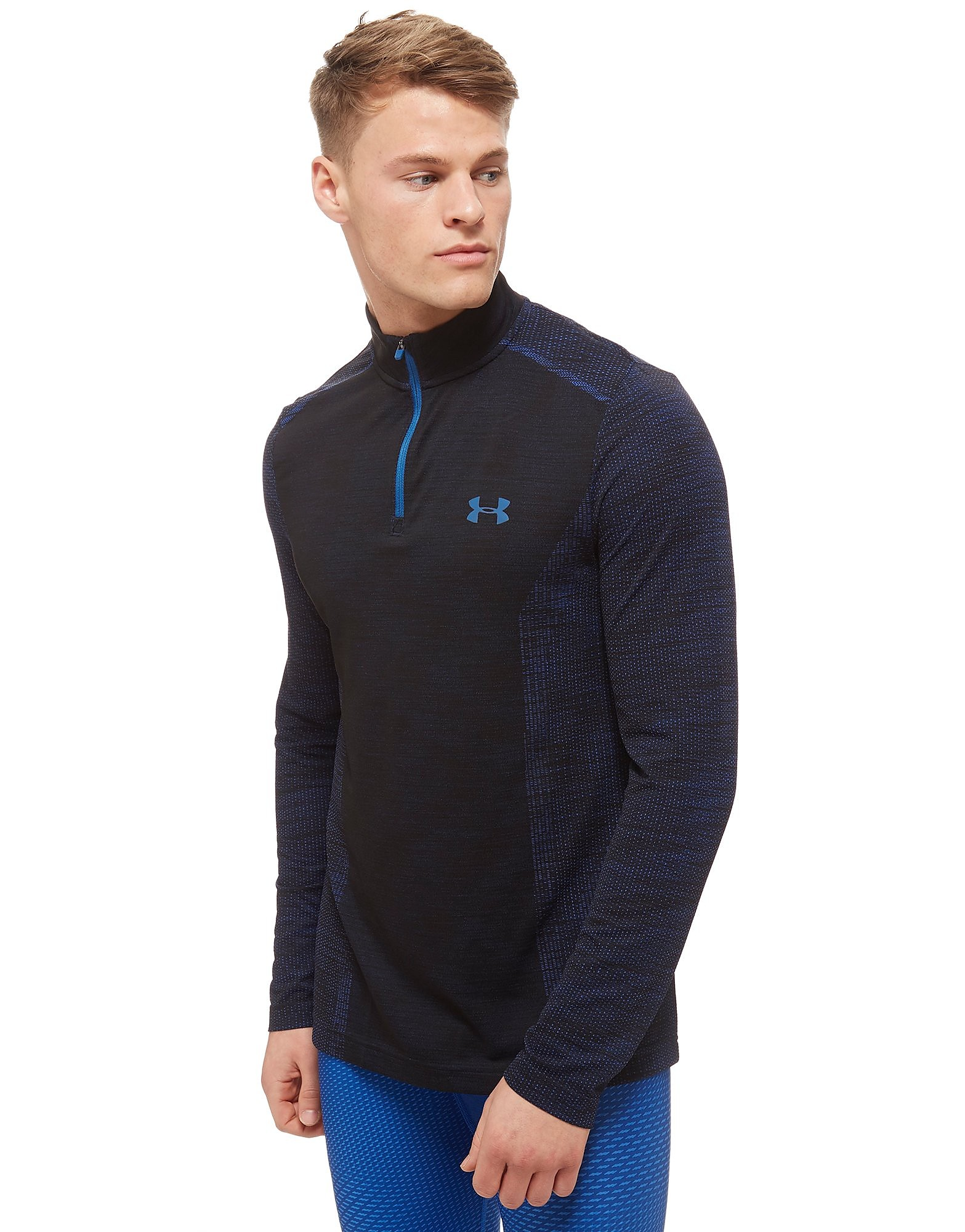 Under Armour Threadborne Seamless 1/4 Zip Top