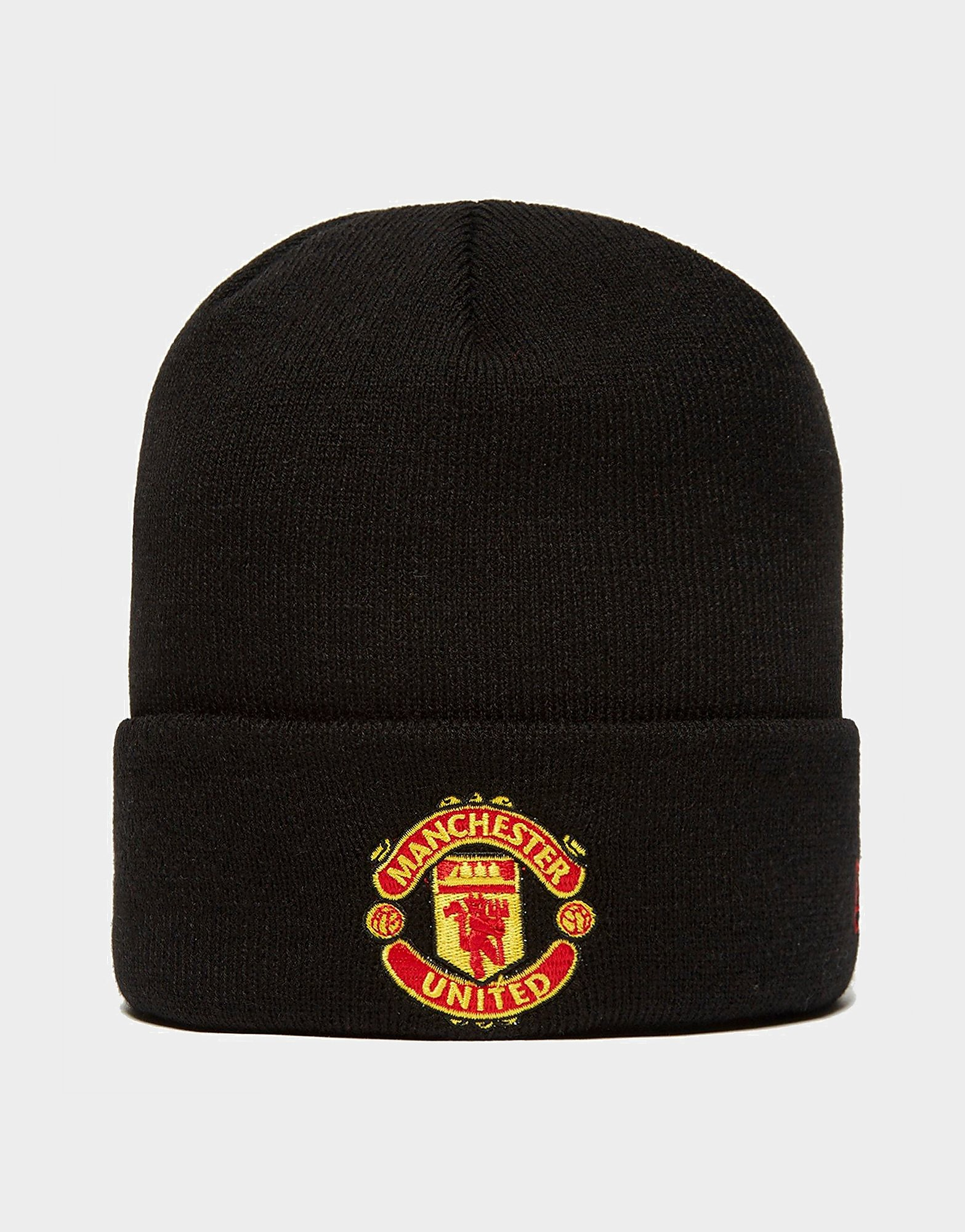 New Era Bonnet en tricot Manchester United