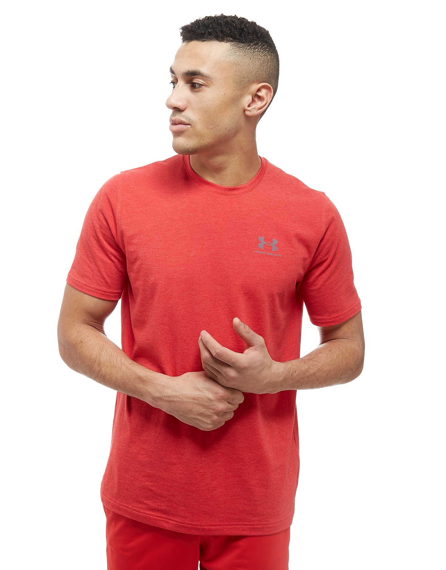 Under Armour camiseta Sportstyle Left Chest Logo