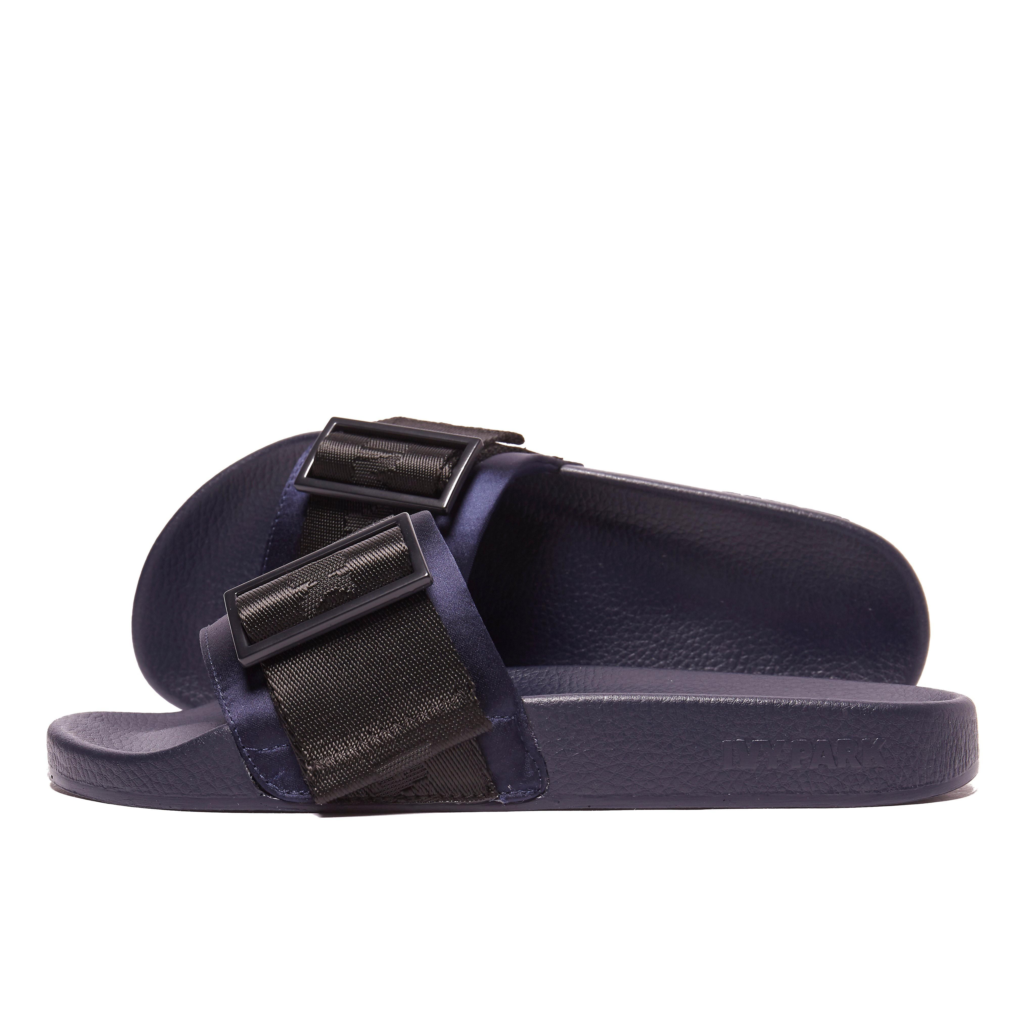 IVY PARK Strap Slides Women's