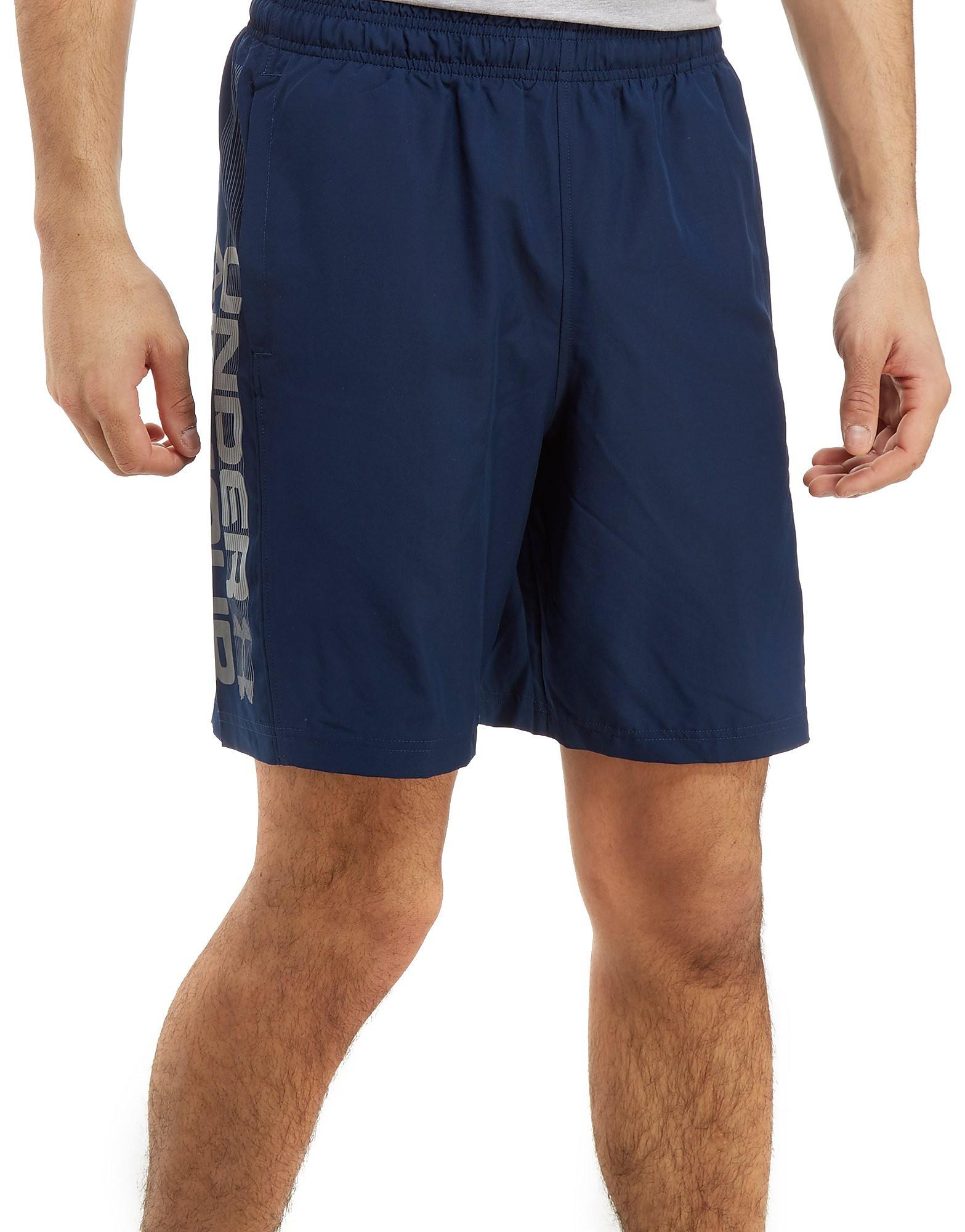 Under Armour Wordmark Shorts