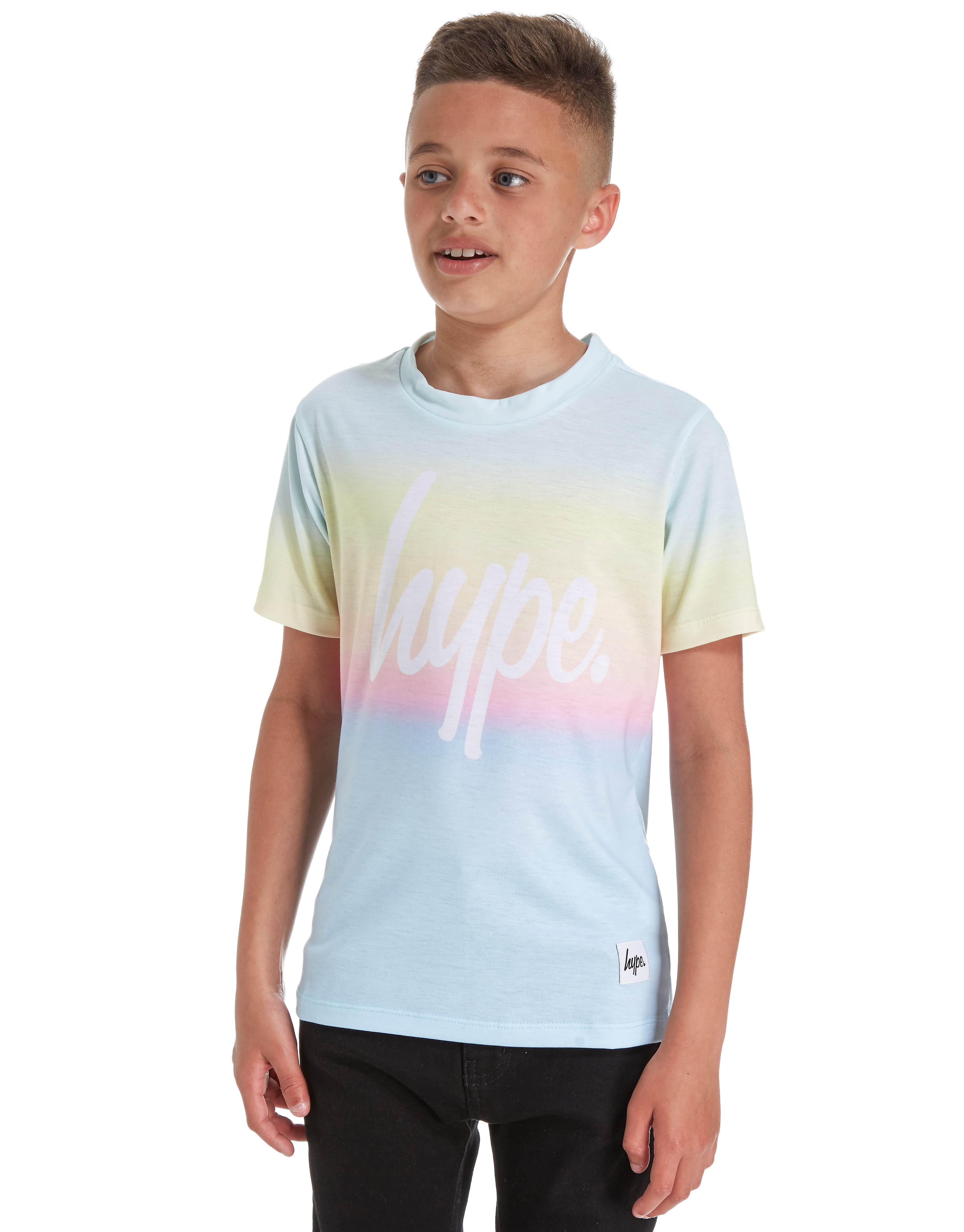 Hype T-shirt Pasted Fade Junior