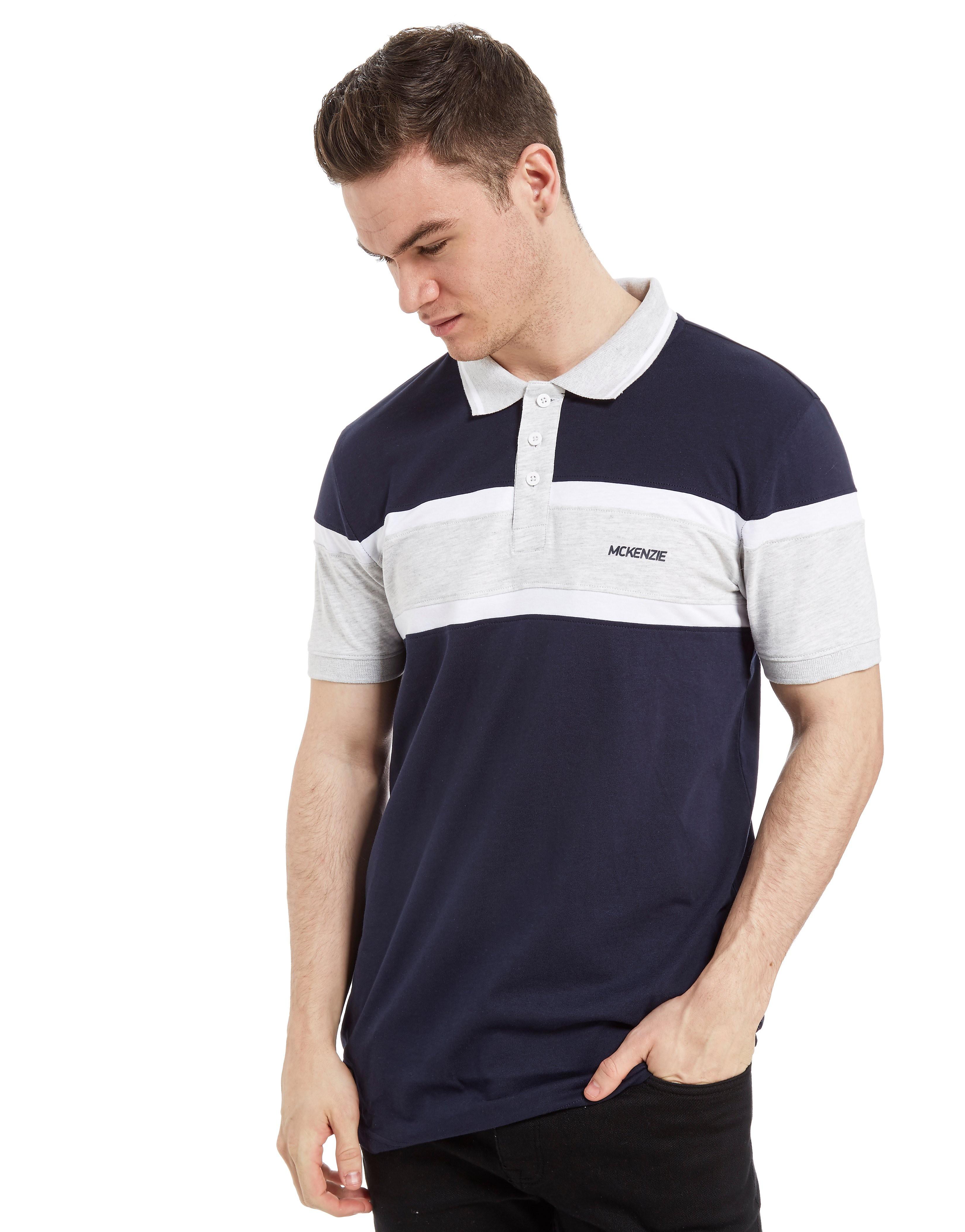 McKenzie Python Polo Shirt Heren