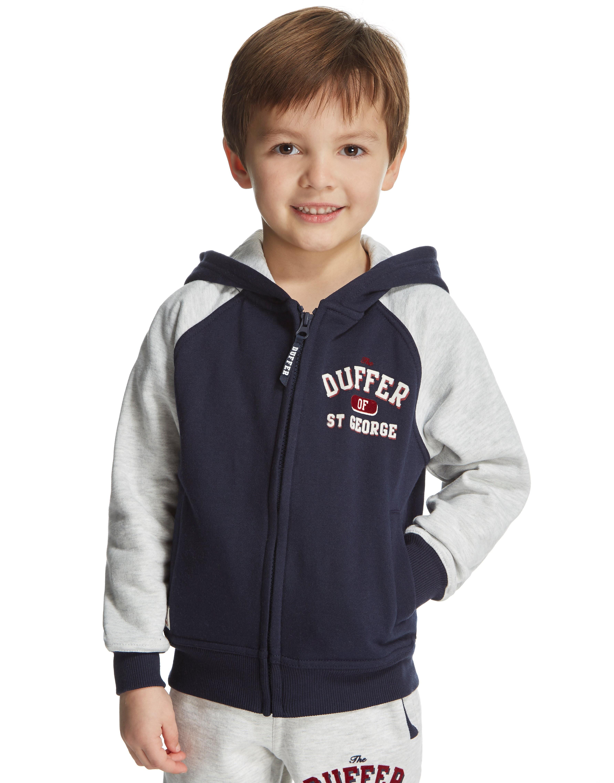 Duffer of St George New Standard Hoody Children
