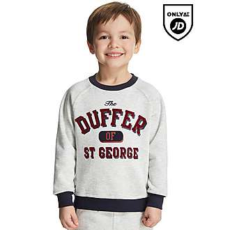 Duffer of St George New Standard Crew Sweatshirt Children