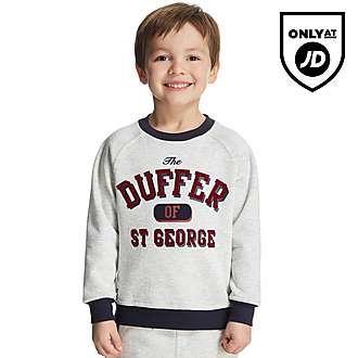 Duffer of St George New Standard Crew Sweatshirt Children