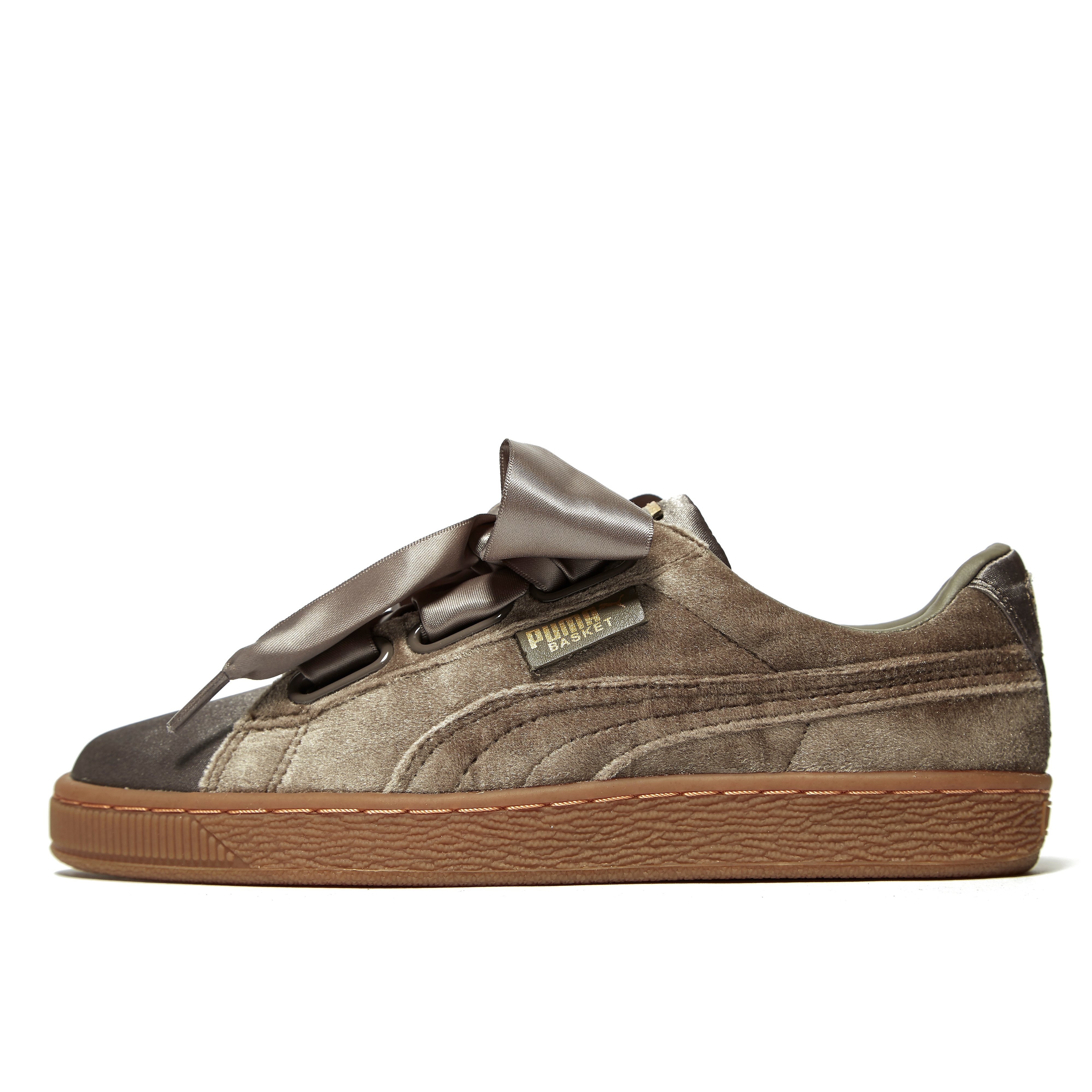 PUMA Basket Heart Velvet Damen