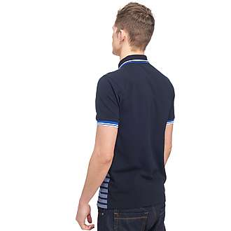 Fred Perry Oxford Stripe Polo Shirt