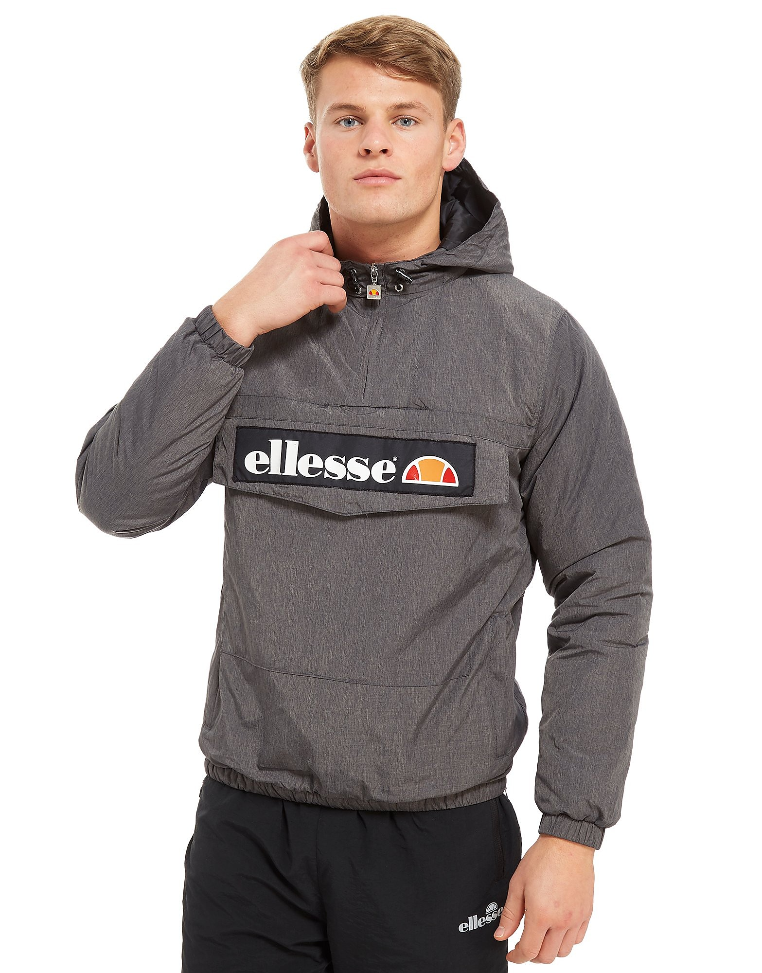 Ellesse Mont Overhead Hooded Jacket