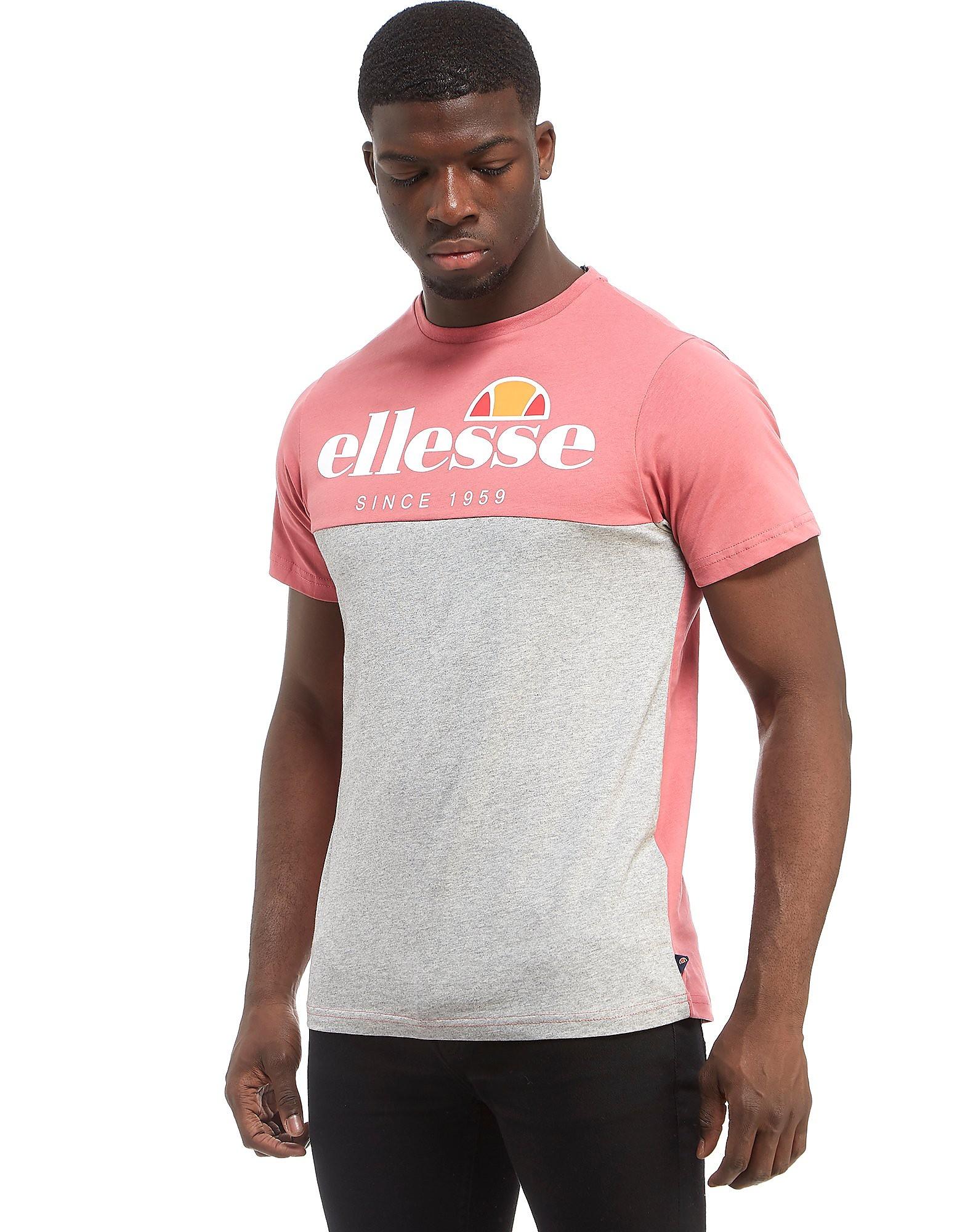 Ellesse Renzo Colourblock T-Shirt Homme