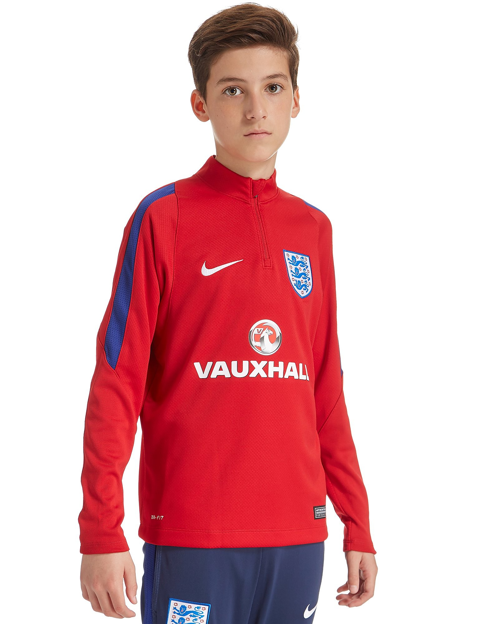 Nike England 2016 Drill Top Junior