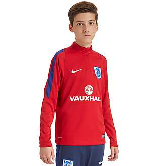 Nike England 2016 Drill Top Junior