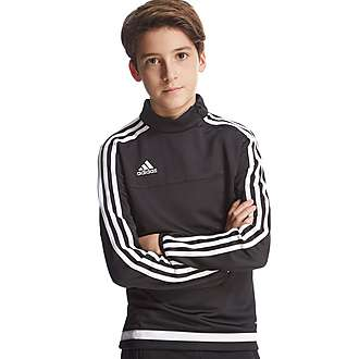adidas Tiro 15 Half Zip Training Top Junior
