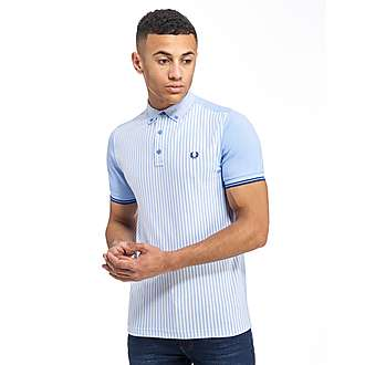 Fred Perry Pinstripe Polo Shirt