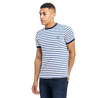 Fred Perry Breton Stripe T-Shirt