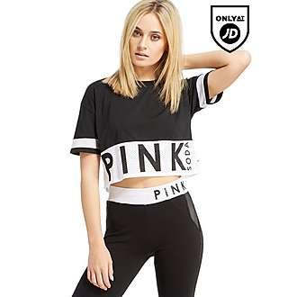 Pink Soda Sport Mesh T-Shirt
