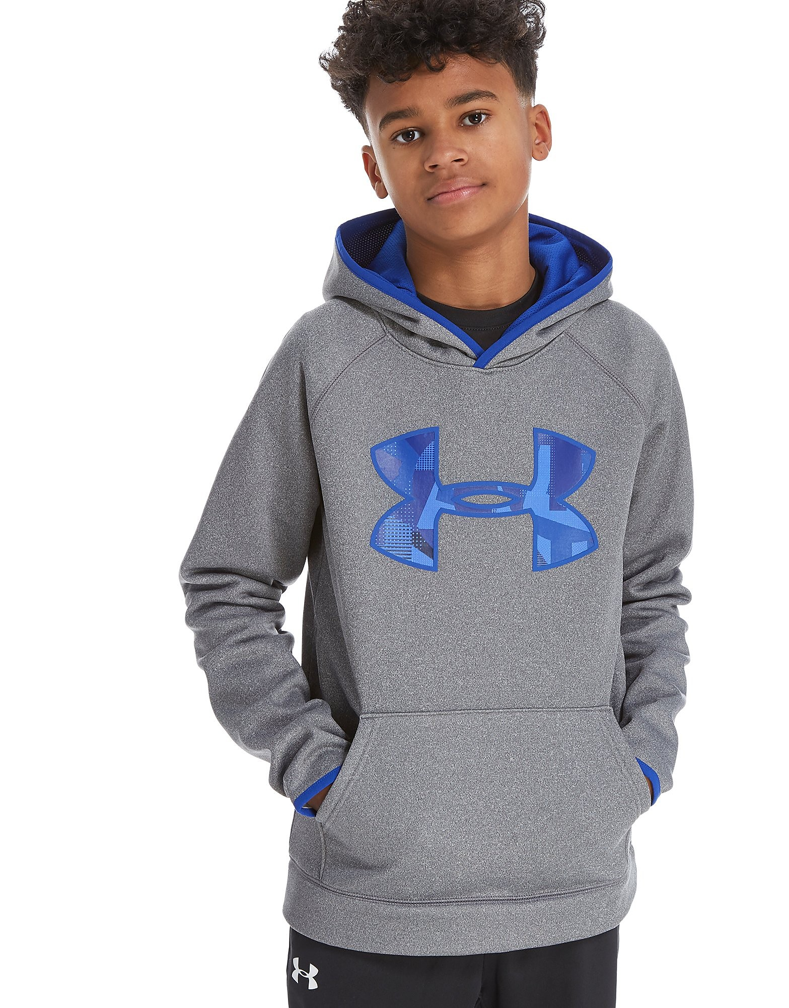 Under Armour AF Logo Hoodie Junior