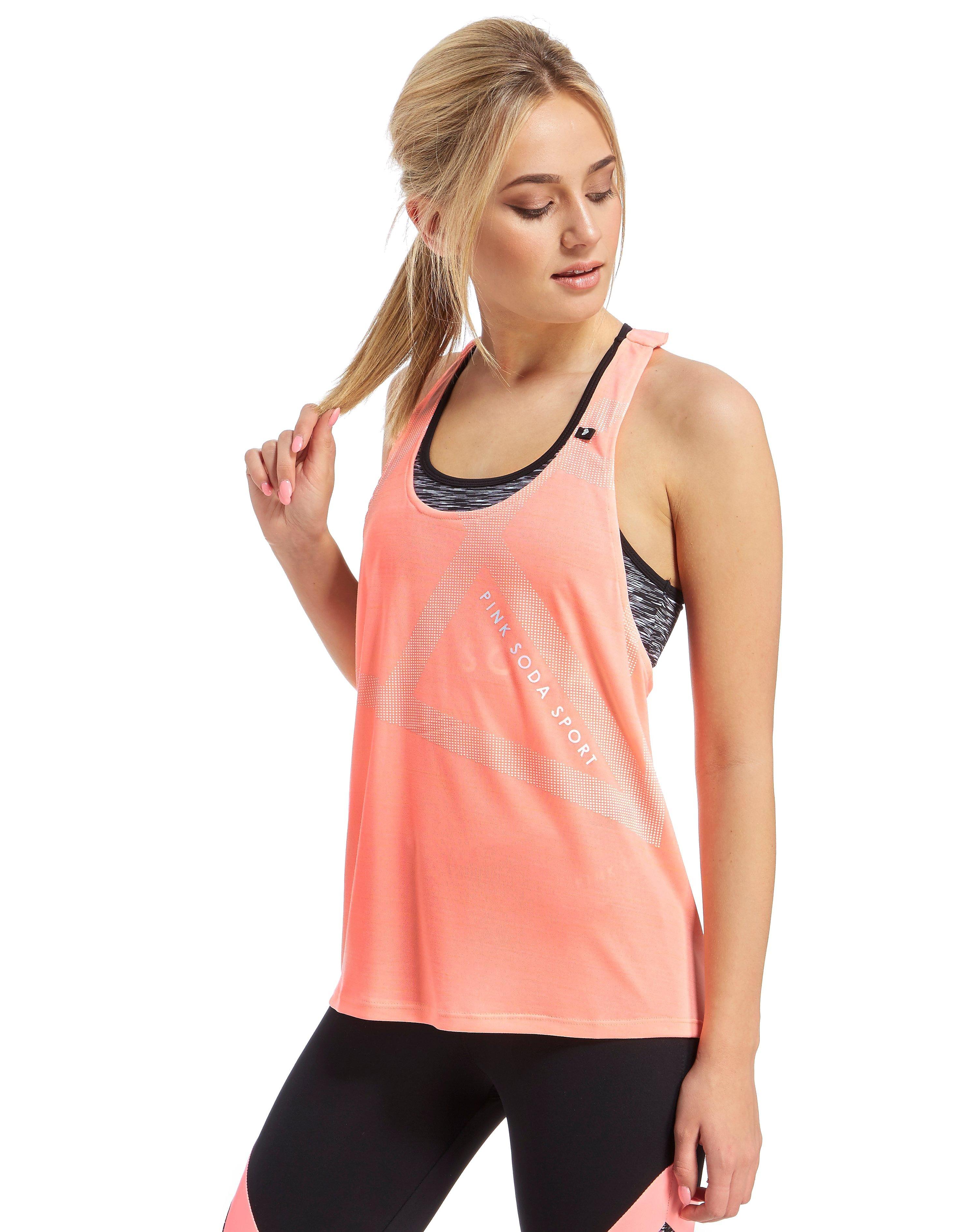 Pink Soda Sport 2-In-1 Vest