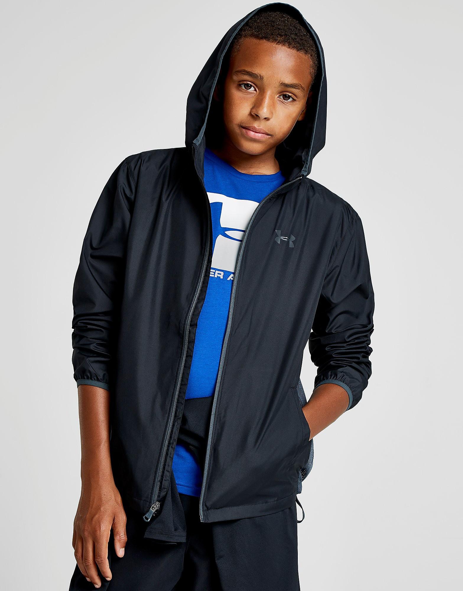 Under Armour Sackpack Jacket Junior - Zwart - Kind