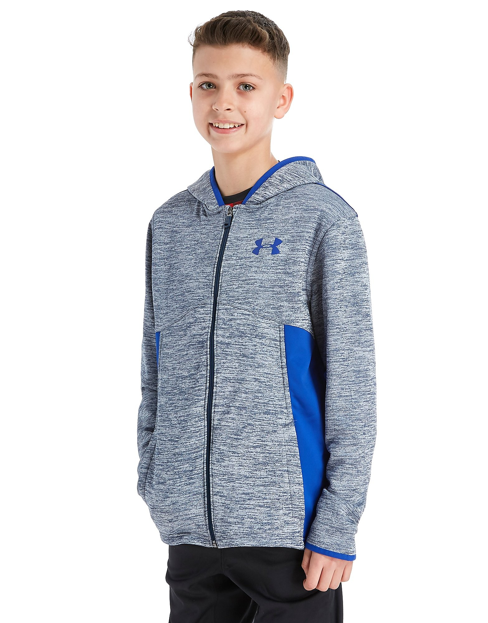 Under Armour Twisted Fleece Full Zip Hoodie Junior