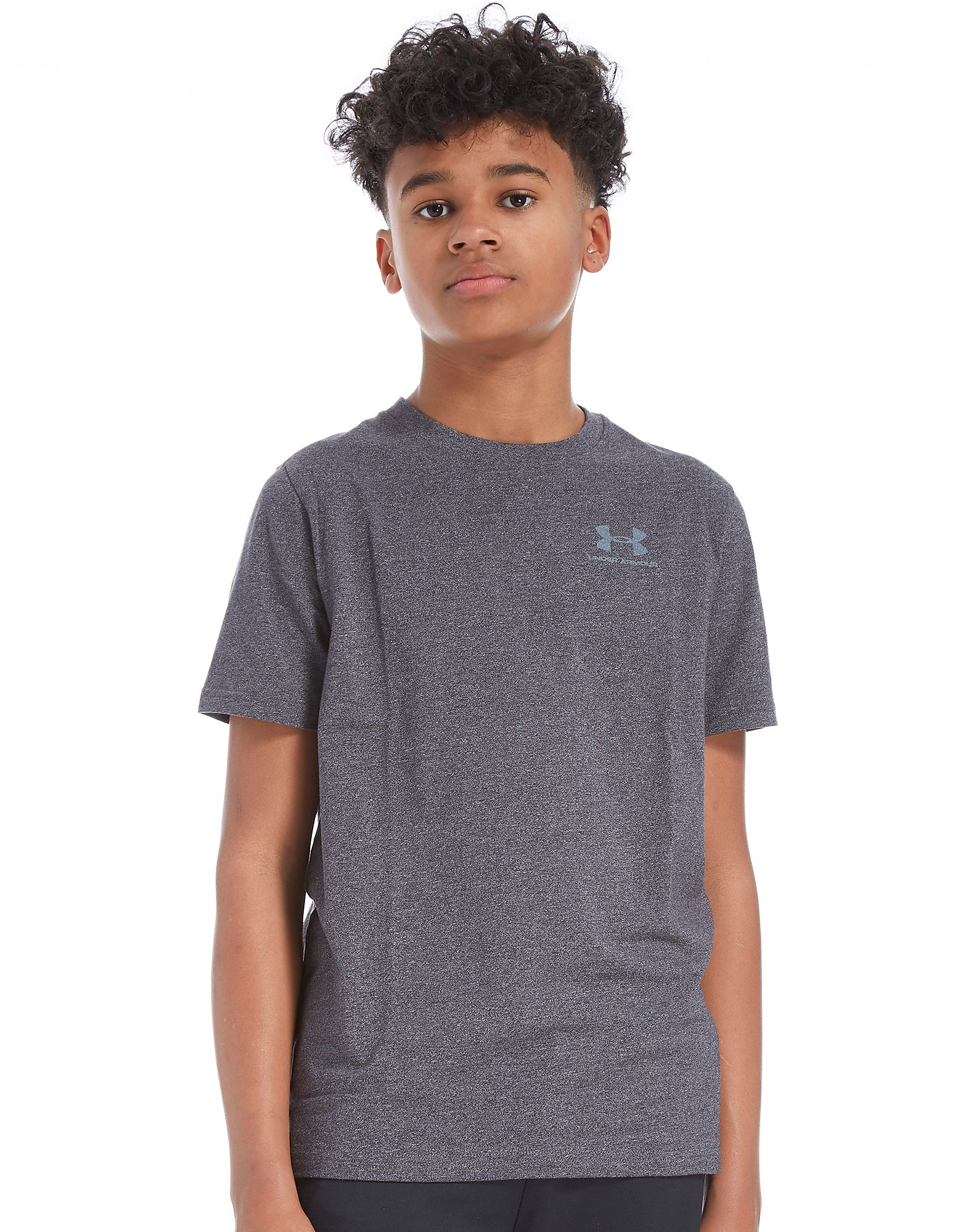Under Armour T-shirt Charged Cotton junior