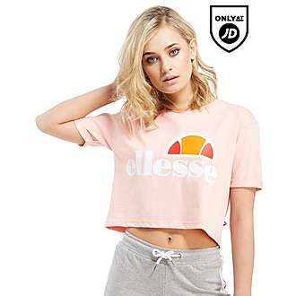 Ellesse Cortina Crop T-Shirt