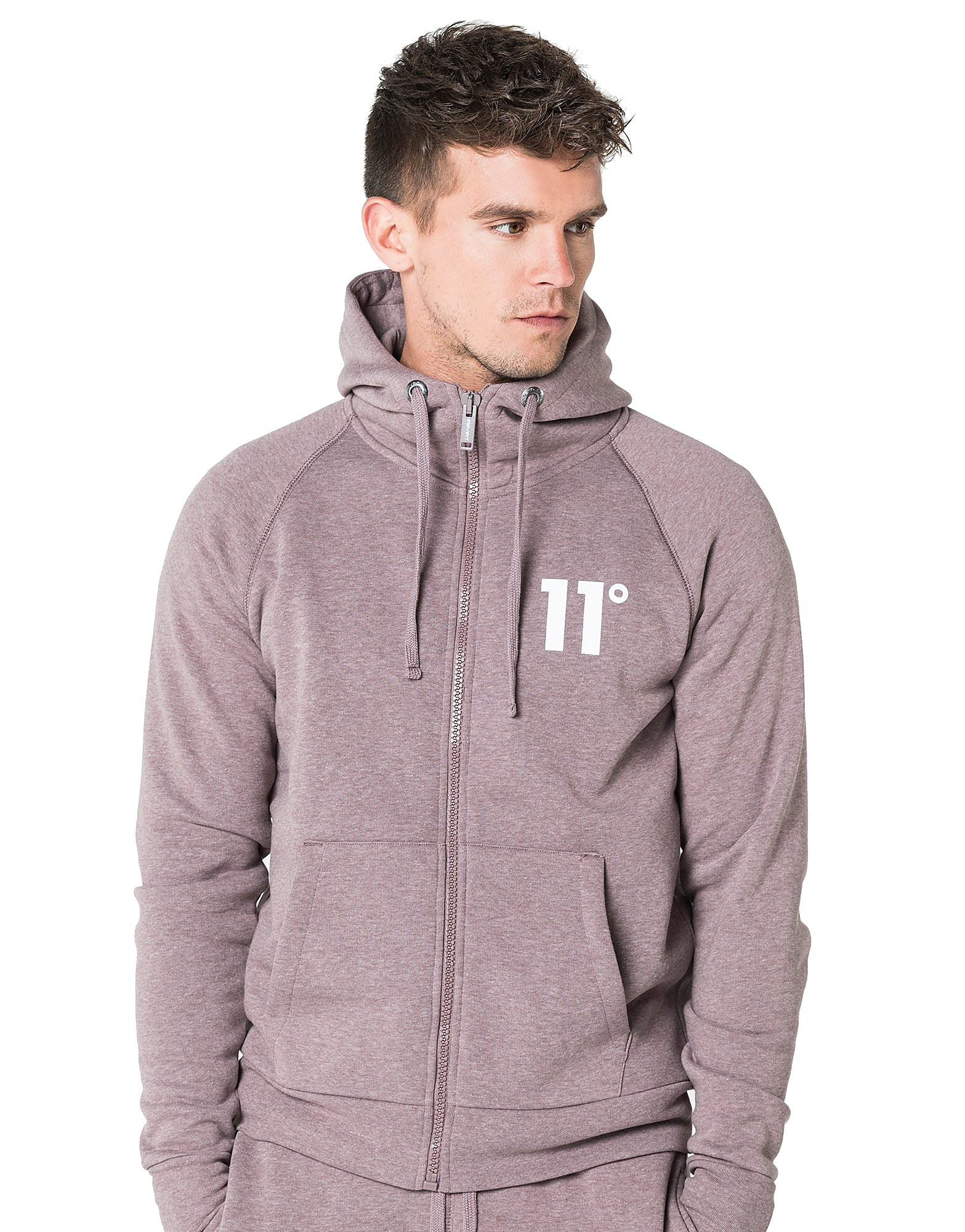 11 Degrees Core Fleece Hoodie