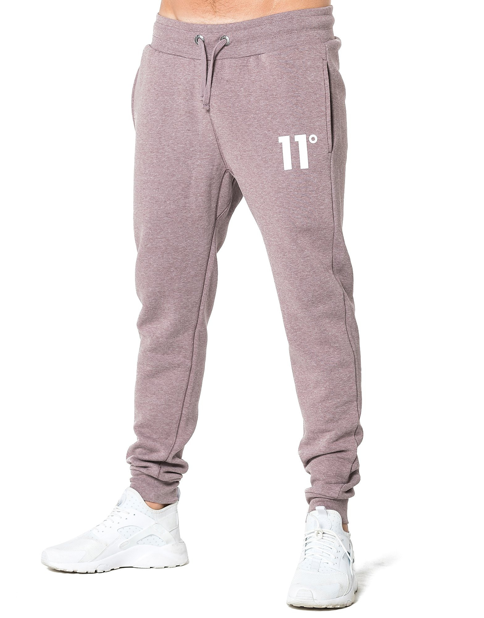 Image de 11 Degrees Joggers Core Homme - Brown, Brown