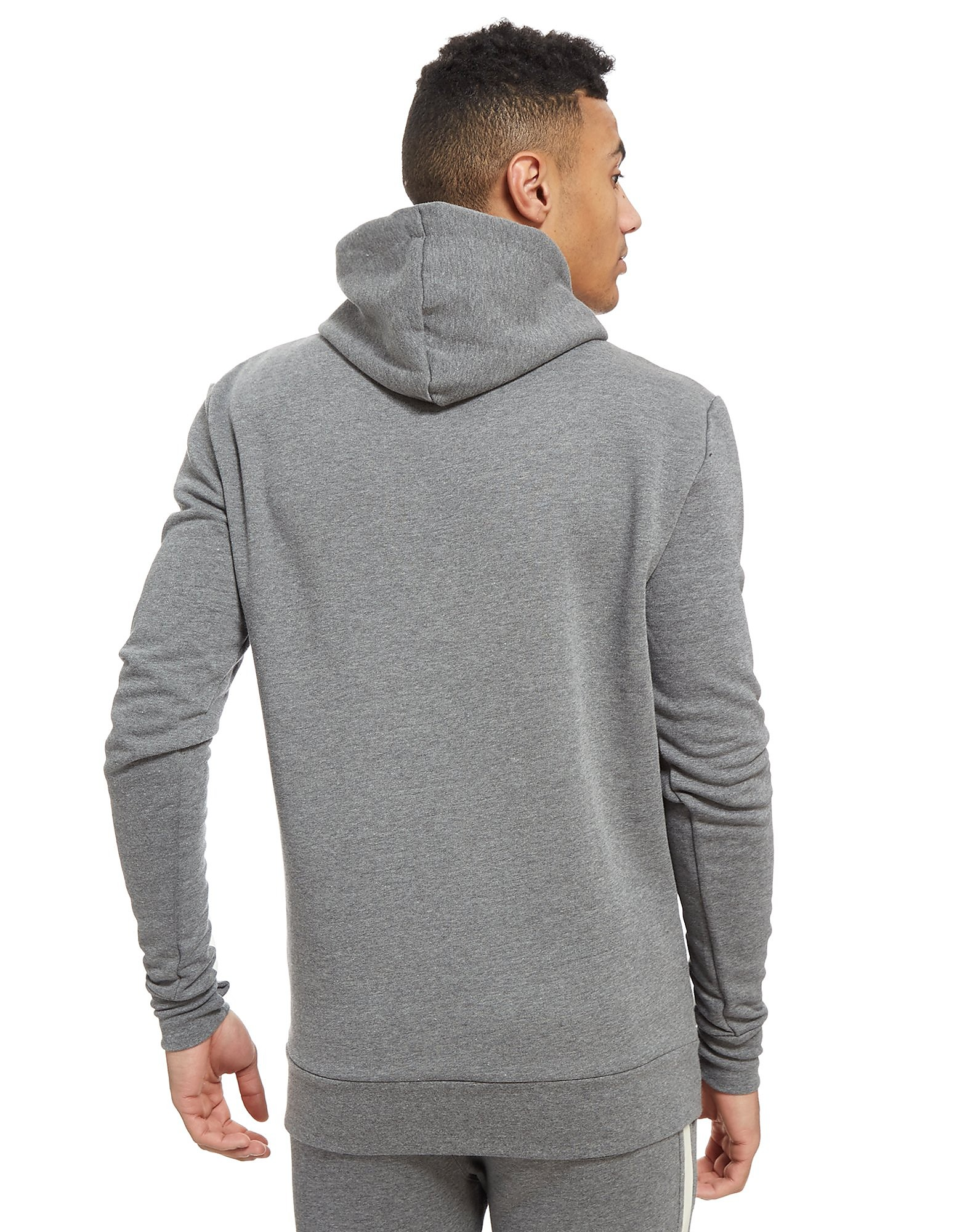 11 Degrees Reflective Fleece Hoodie