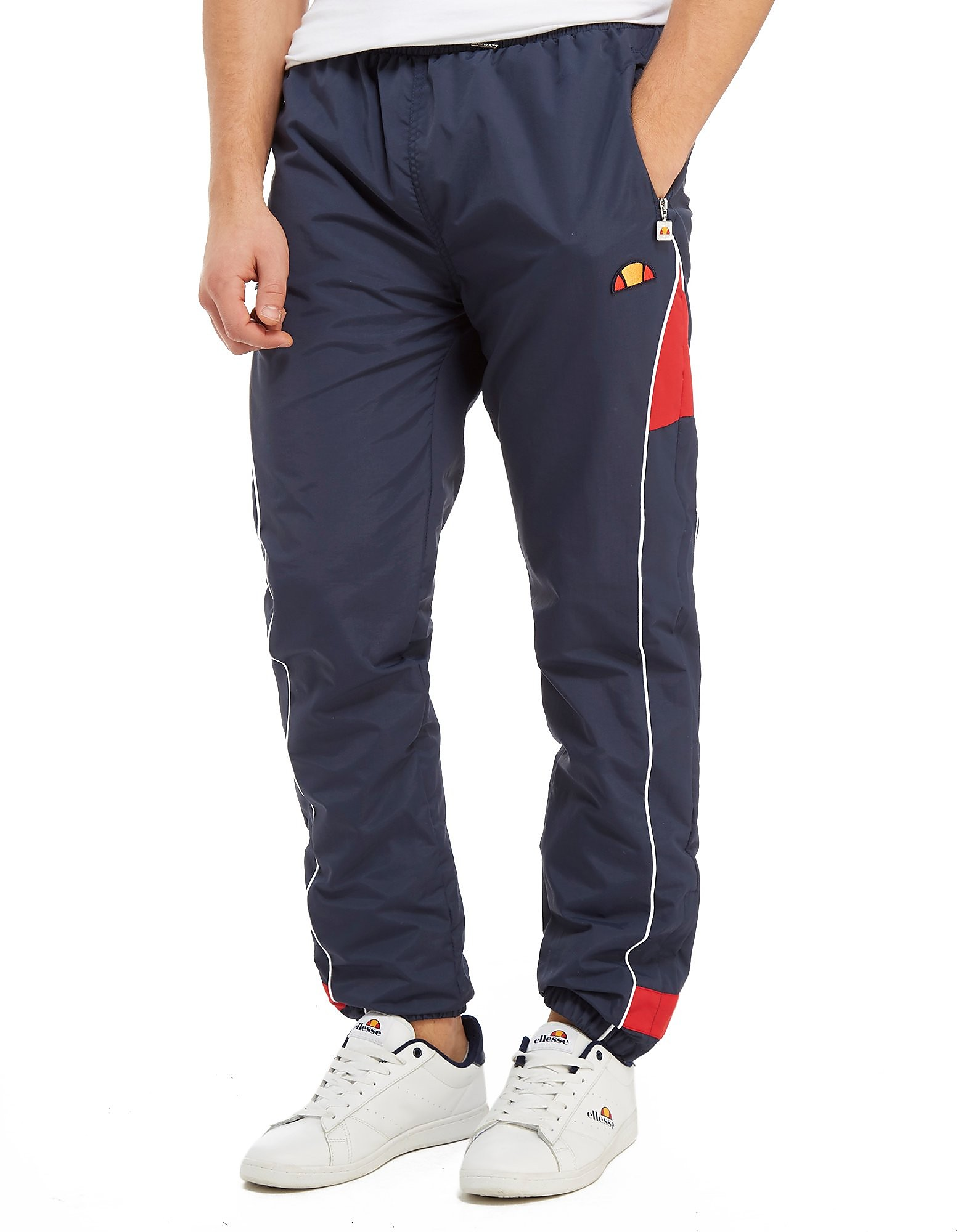 Ellesse Woven Ski Pants - Only at JD - Navy/Red, Navy/Red