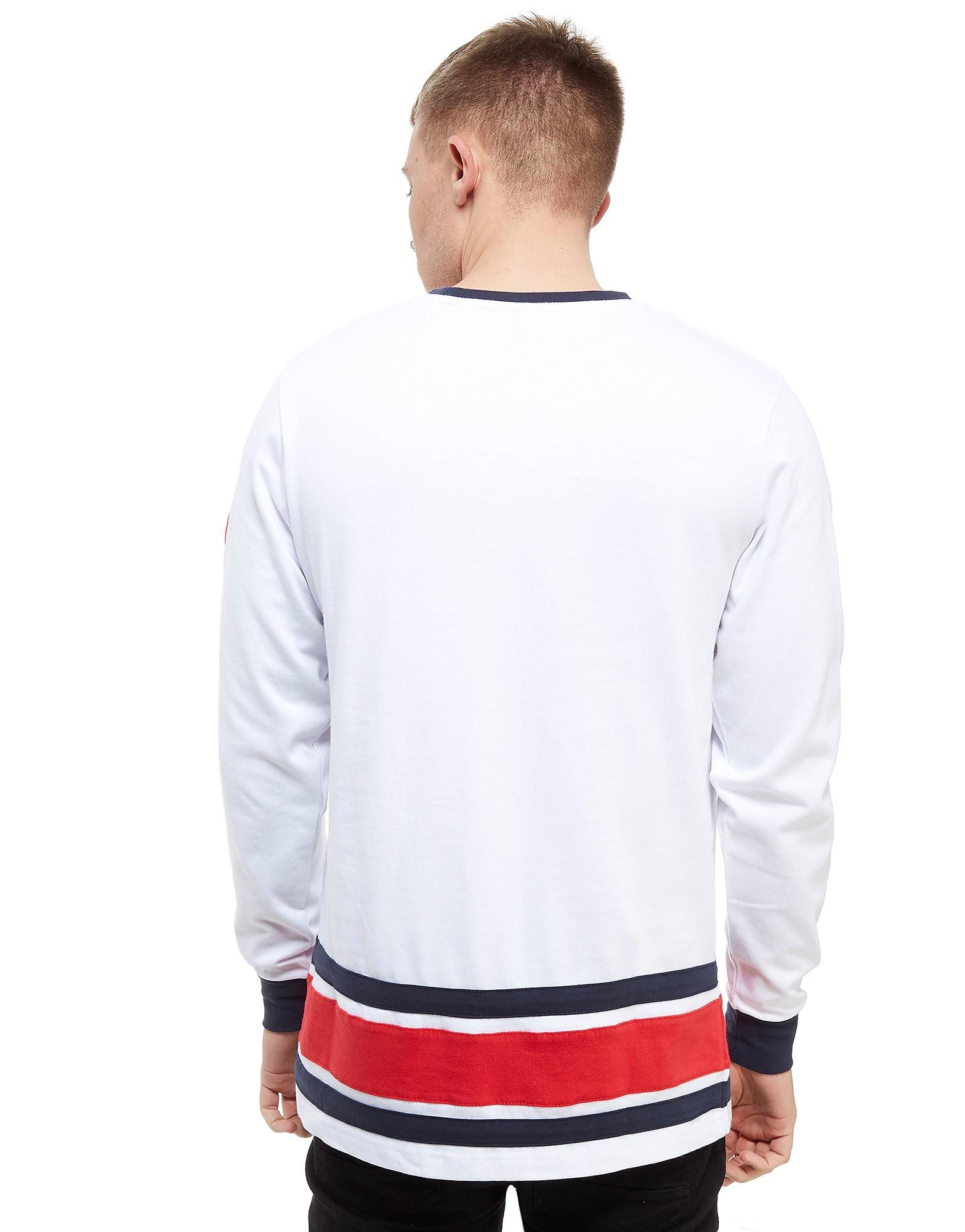 Ellesse camiseta Seira de manga larga
