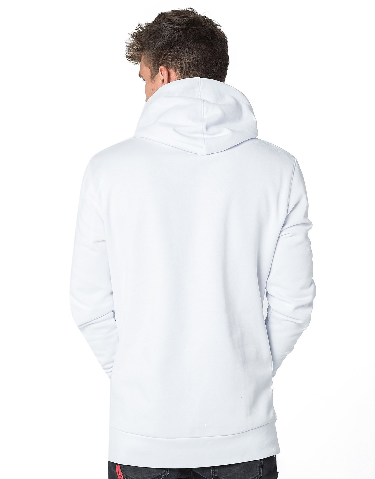 11 Degrees Core Fleece Overhead Hoodie