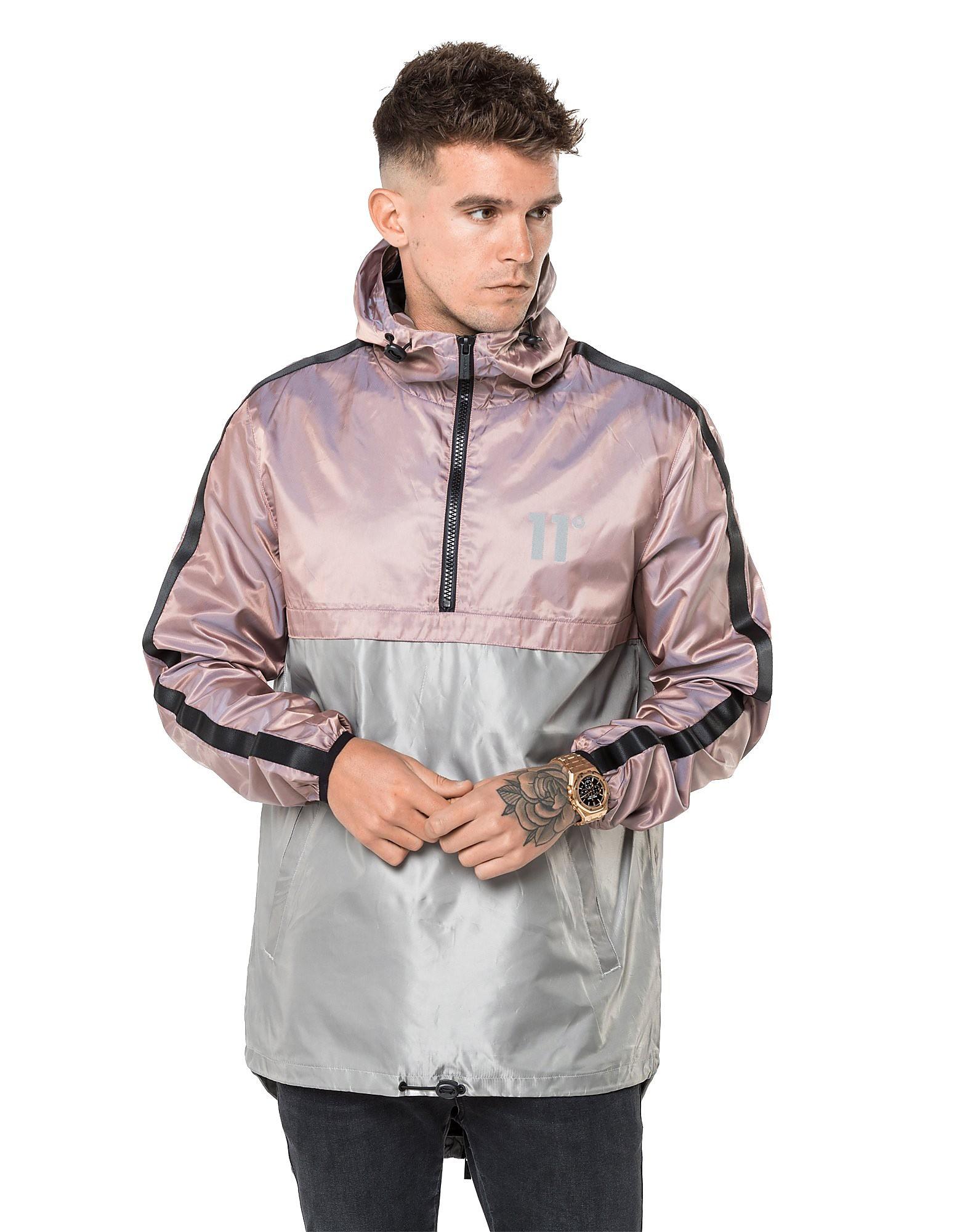 11 Degrees Overhead Fishtail Jacket
